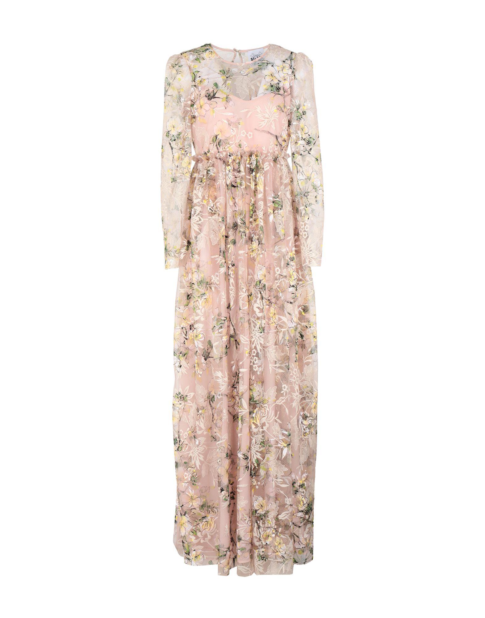 SI-JAY Длинное платье oz10 длинное платье