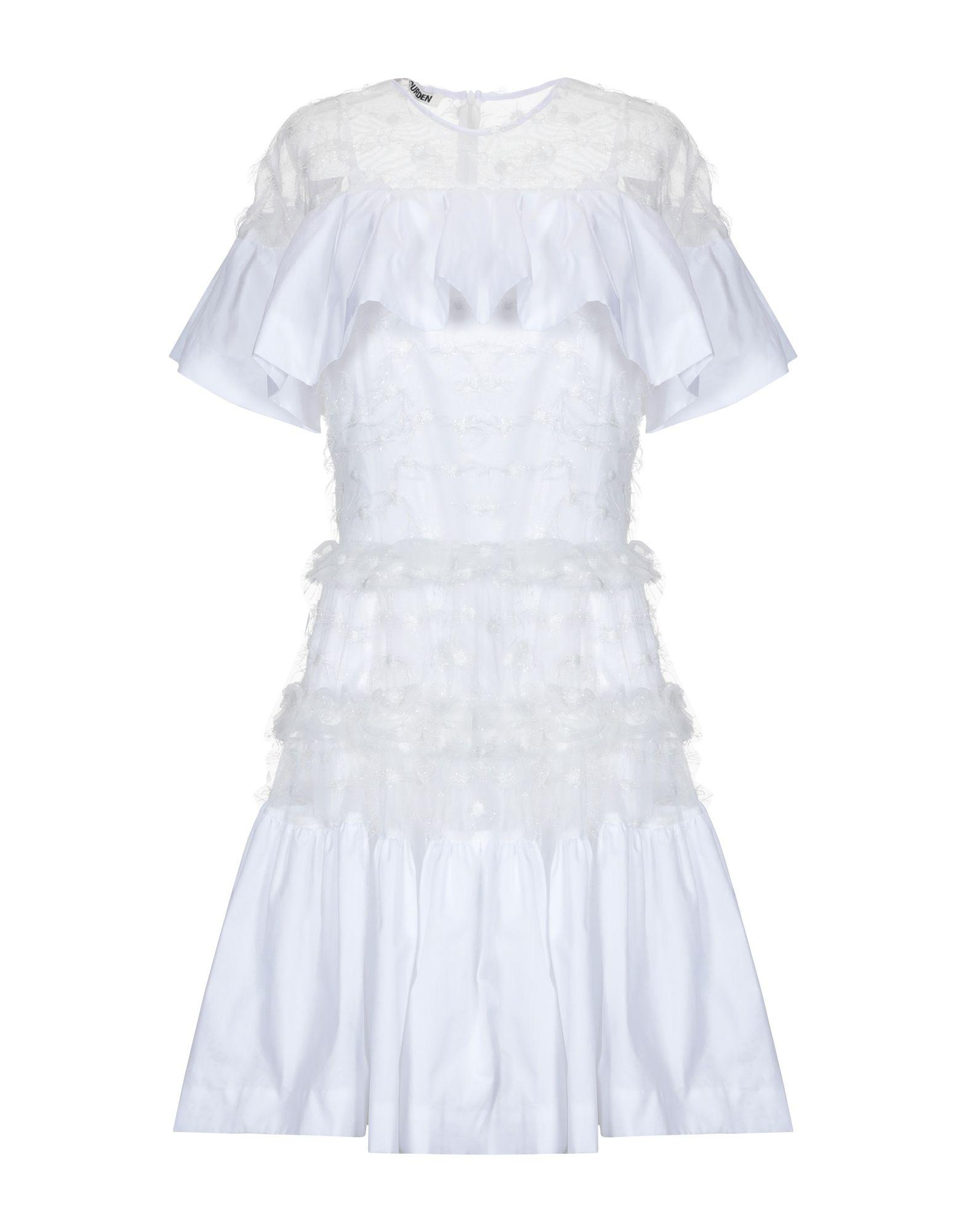 ANAЇS JOURDEN Короткое платье