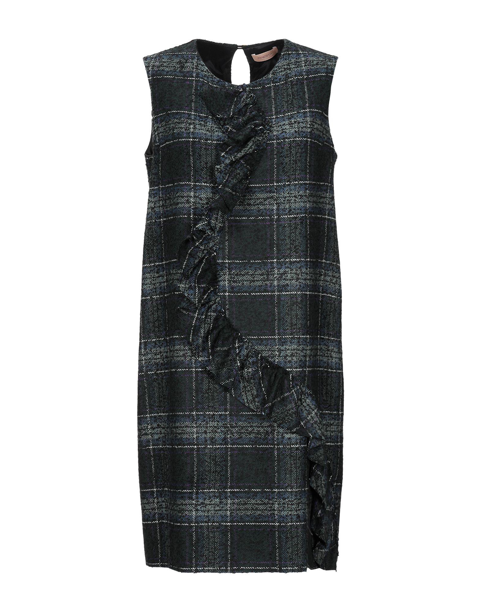 MAESTA Короткое платье цена 2017