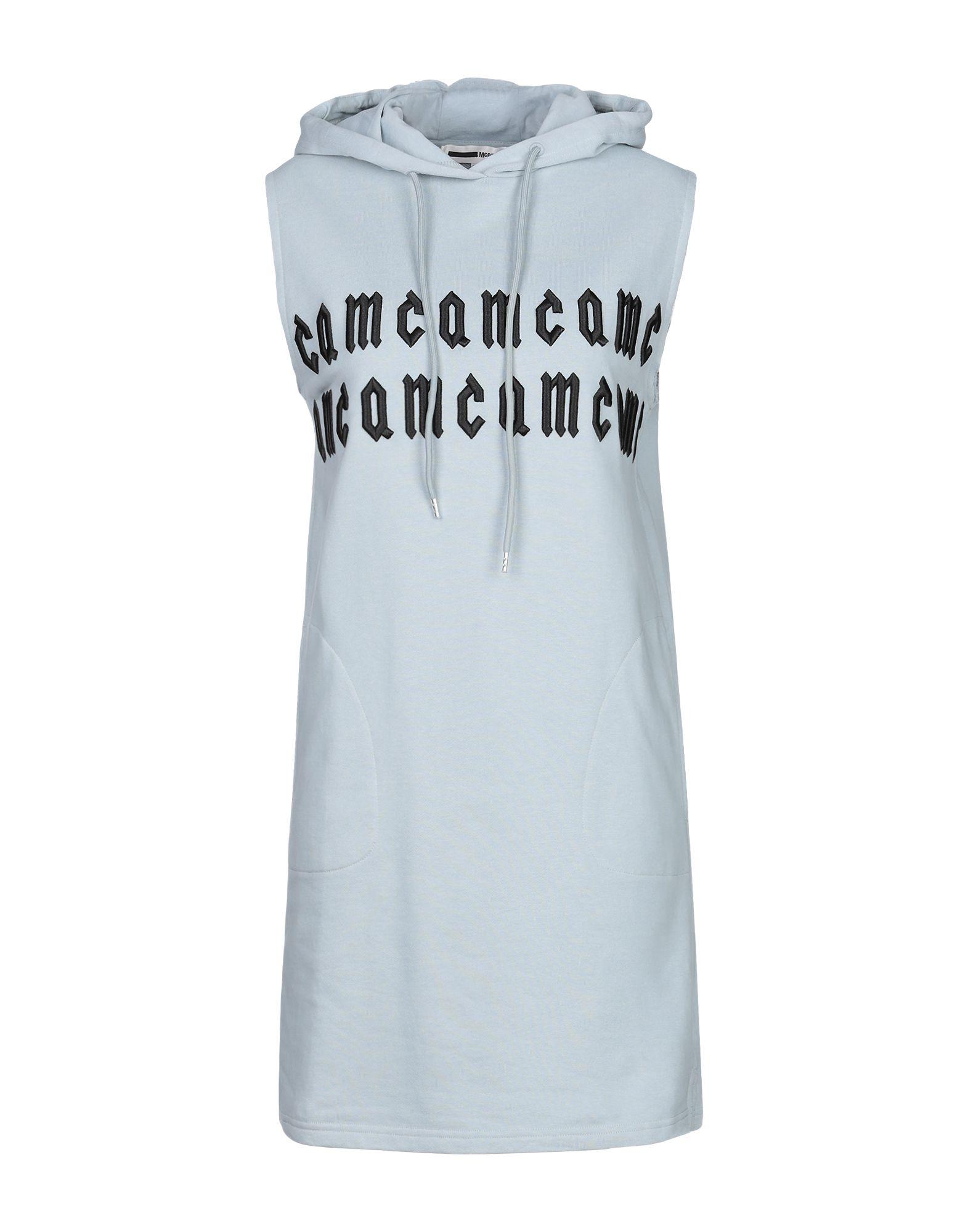 Фото - McQ Alexander McQueen Короткое платье mcq alexander mcqueen топ без рукавов