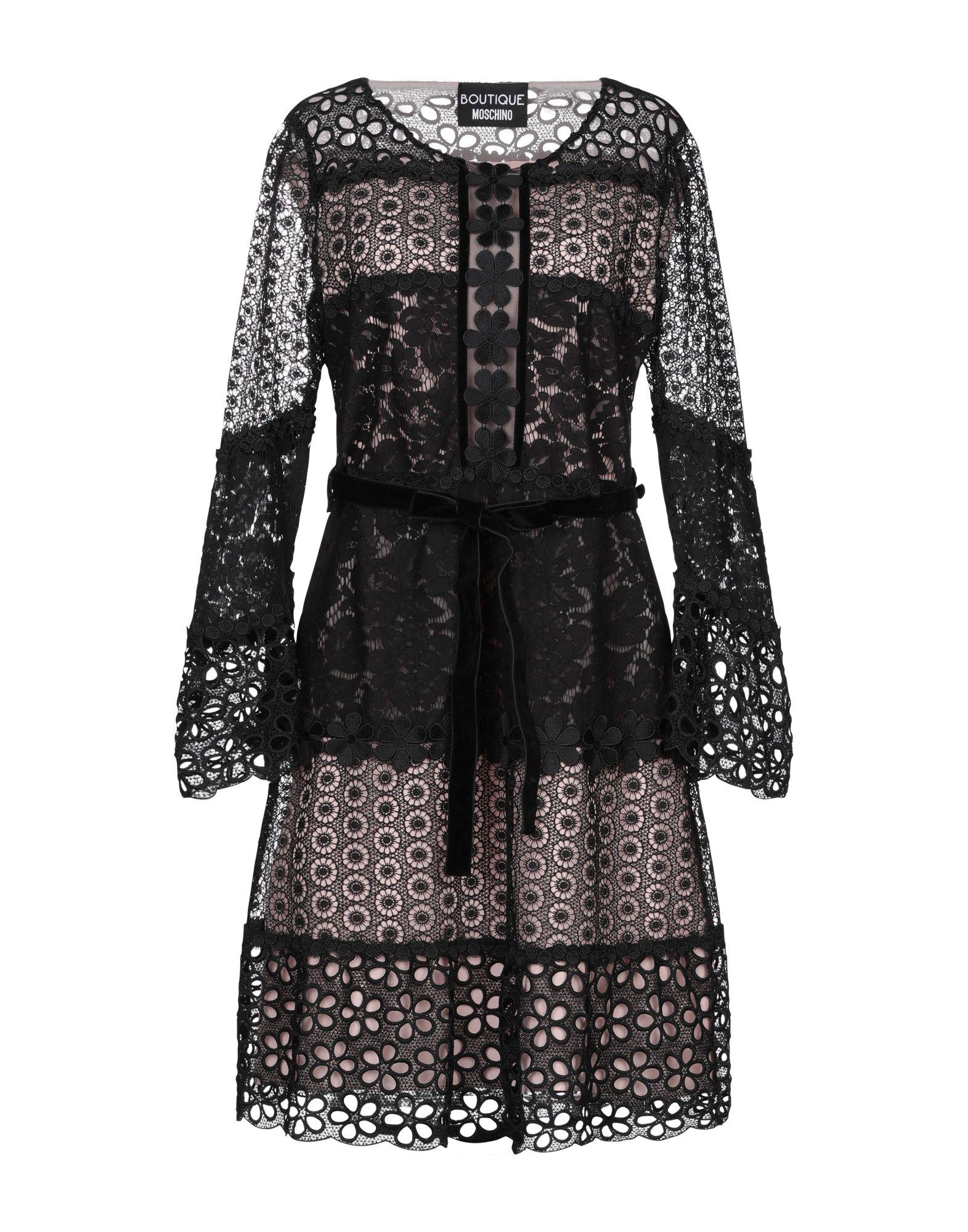 BOUTIQUE MOSCHINO Платье до колена