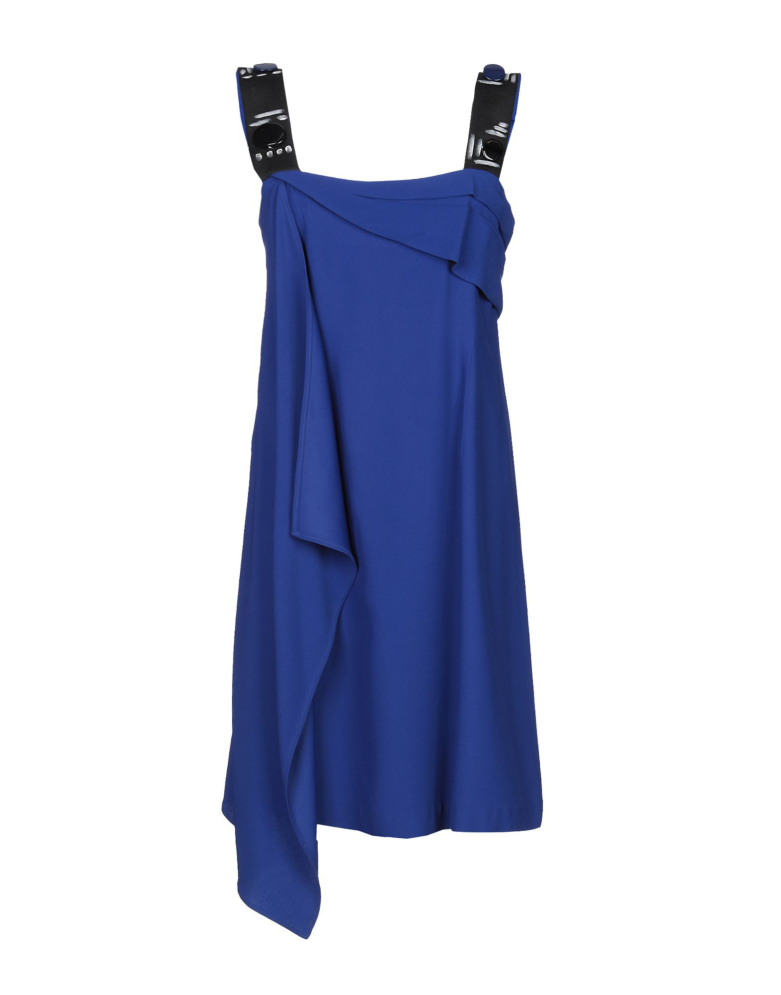 FABRIZIO LENZI NOIRE Короткое платье цена 2017