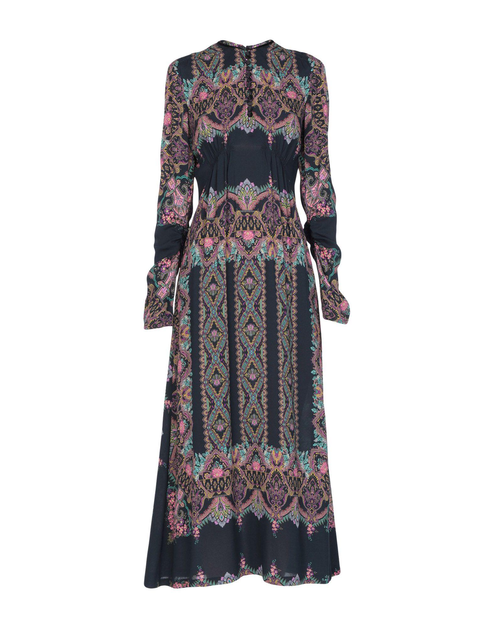 ETRO Платье длиной 3/4 etro платье длиной 3 4