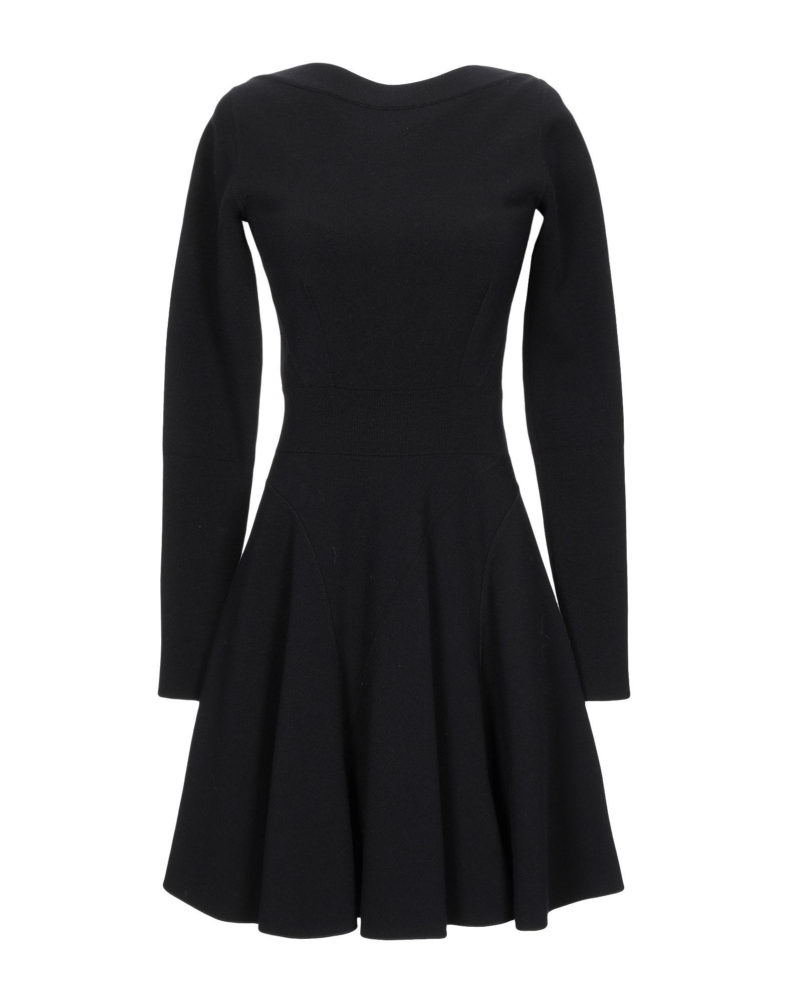 ALAÏA Короткое платье alaïa пальто
