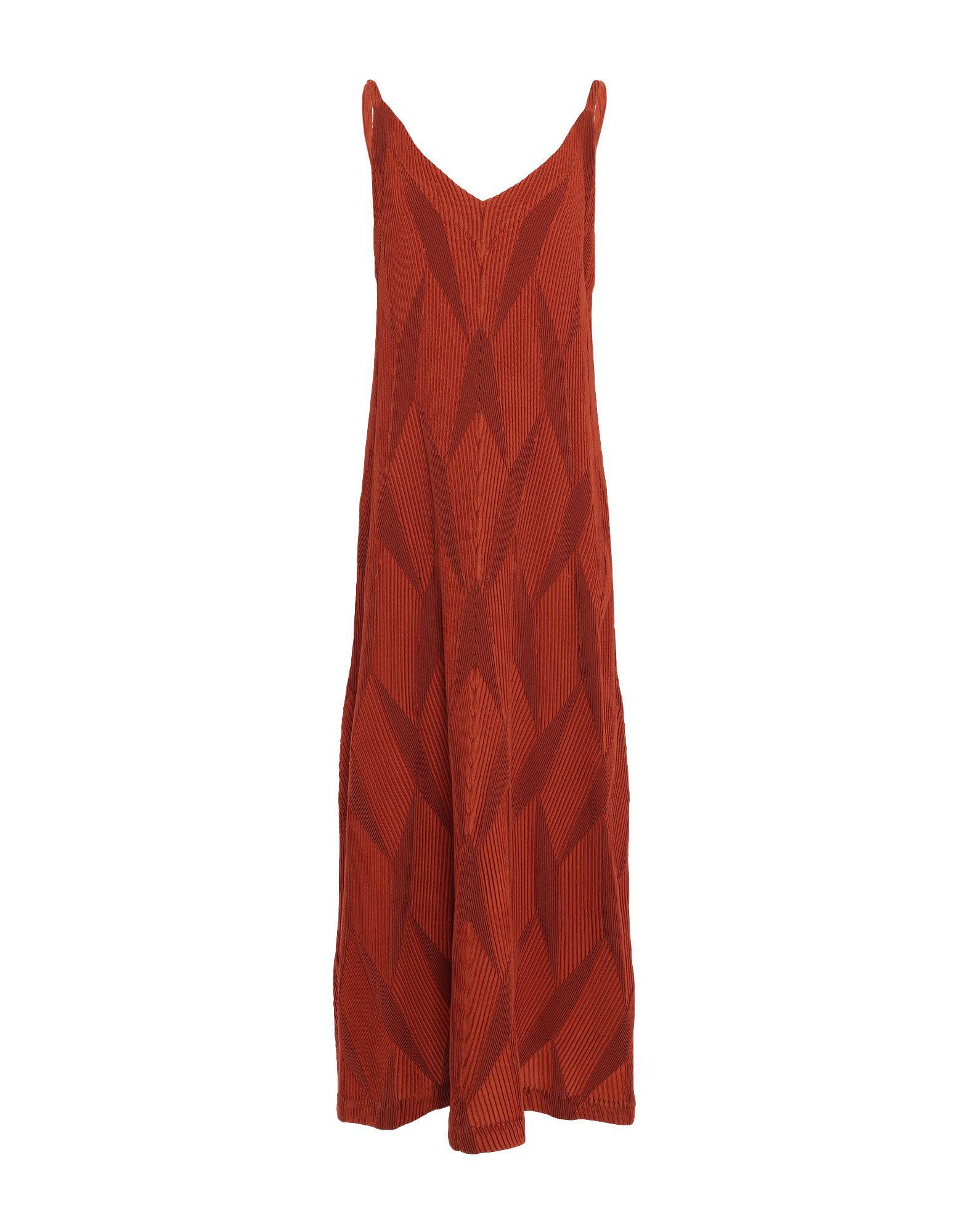 ISSEY MIYAKE Длинное платье все цены