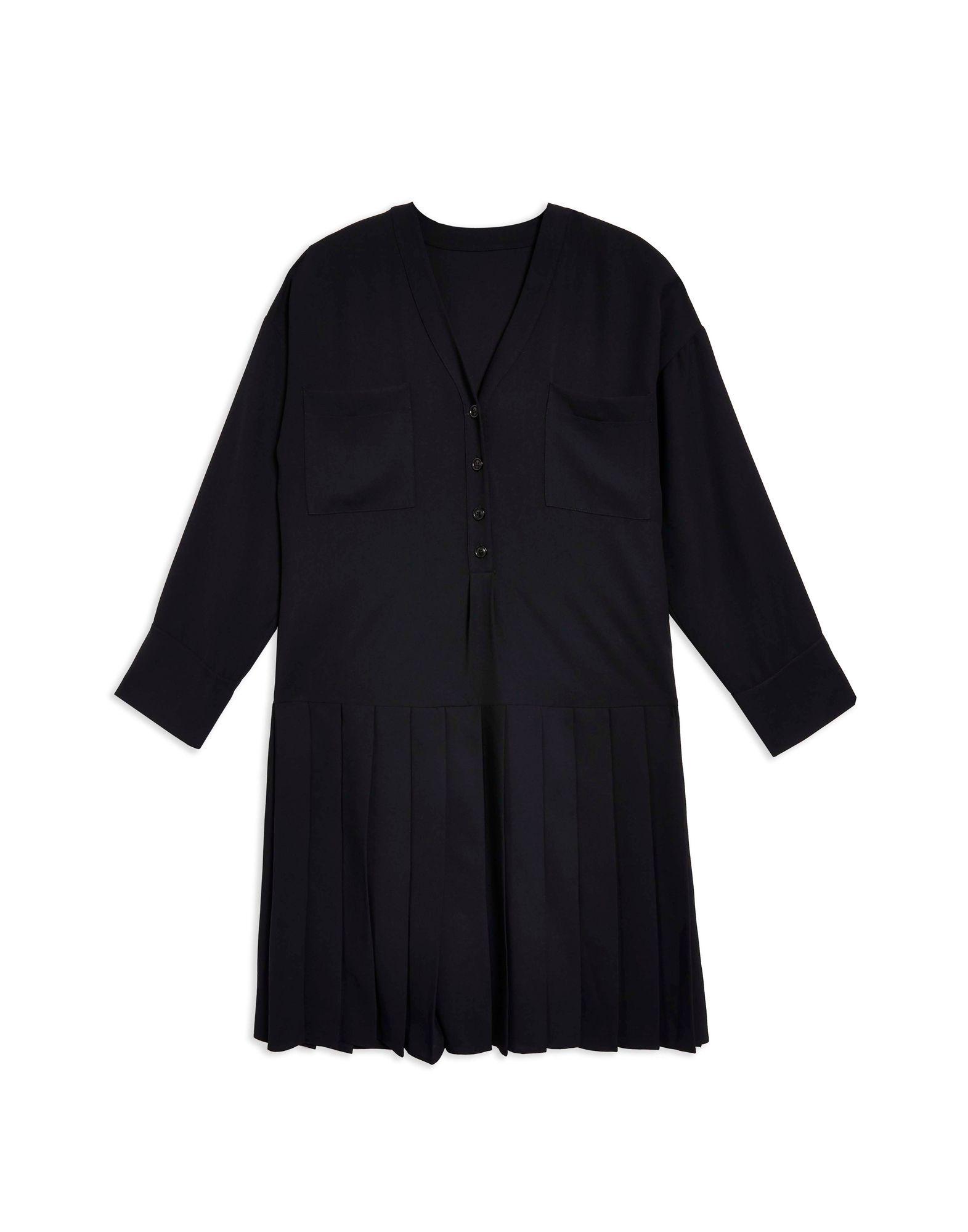 TOPSHOP BOUTIQUE Платье до колена topshop unique платье до колена