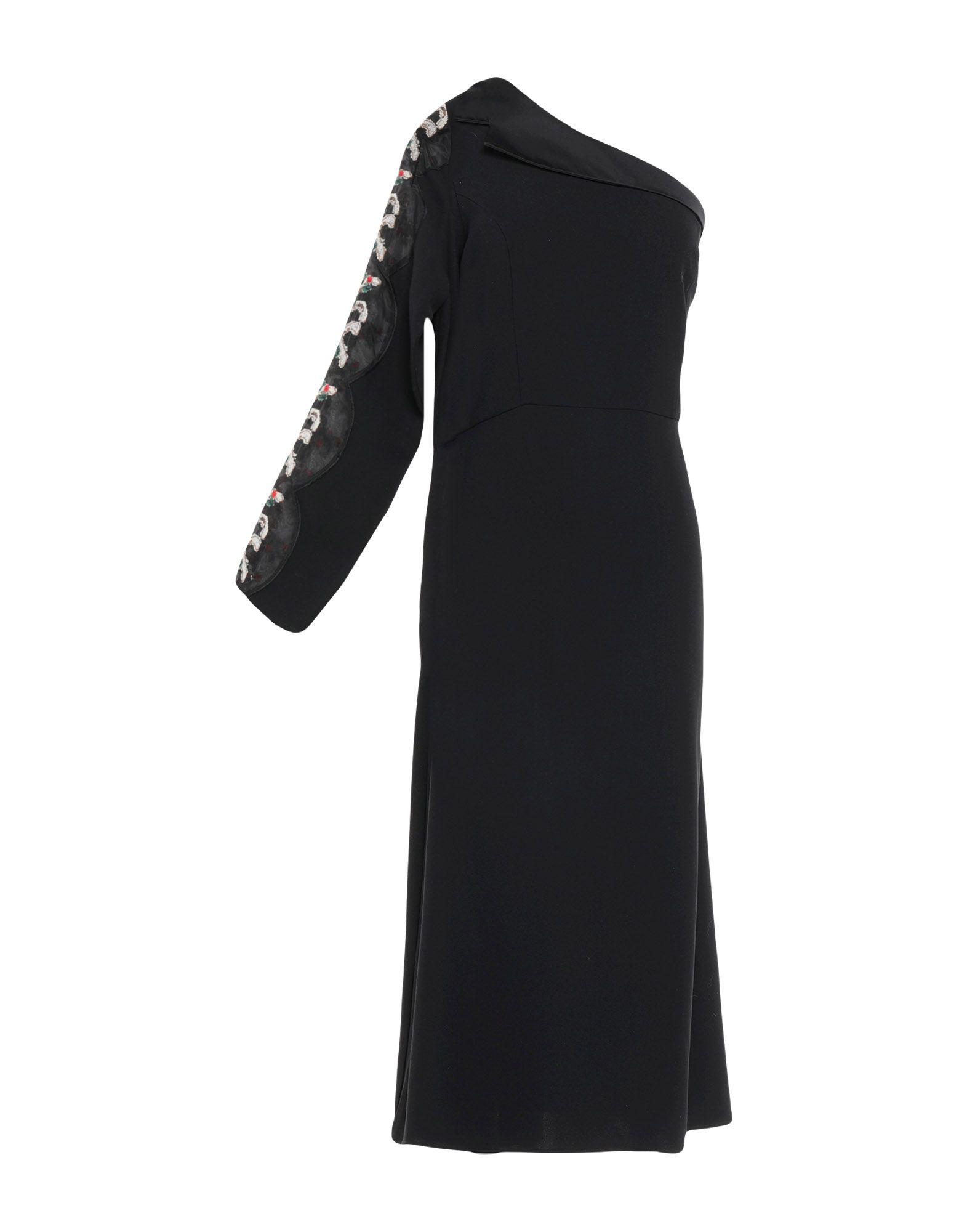 ZAYAN THE LABEL Платье длиной 3/4 zayan the label платье до колена