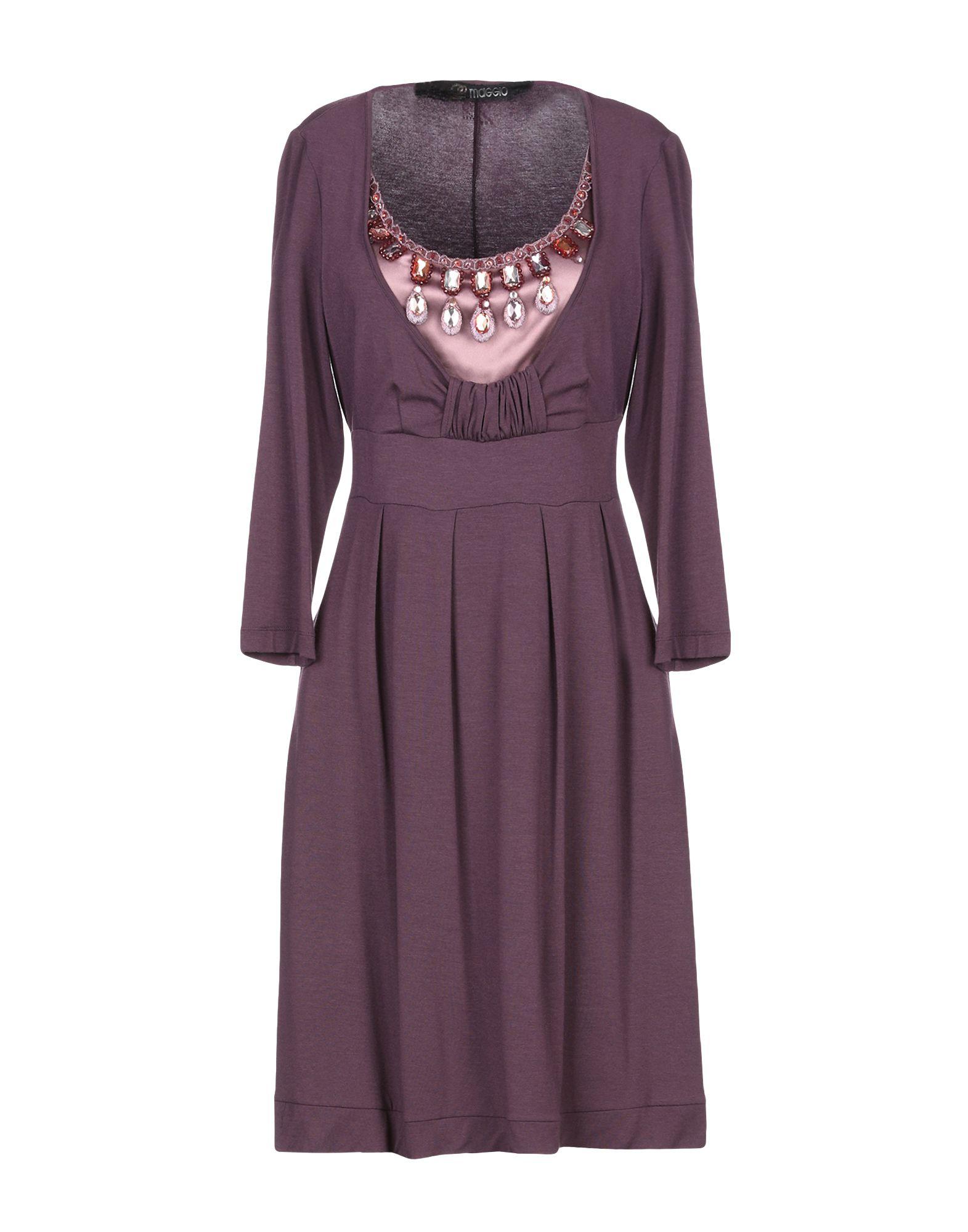 22 MAGGIO by MARIA GRAZIA SEVERI Короткое платье свободное платье с гипюром 22 maggio