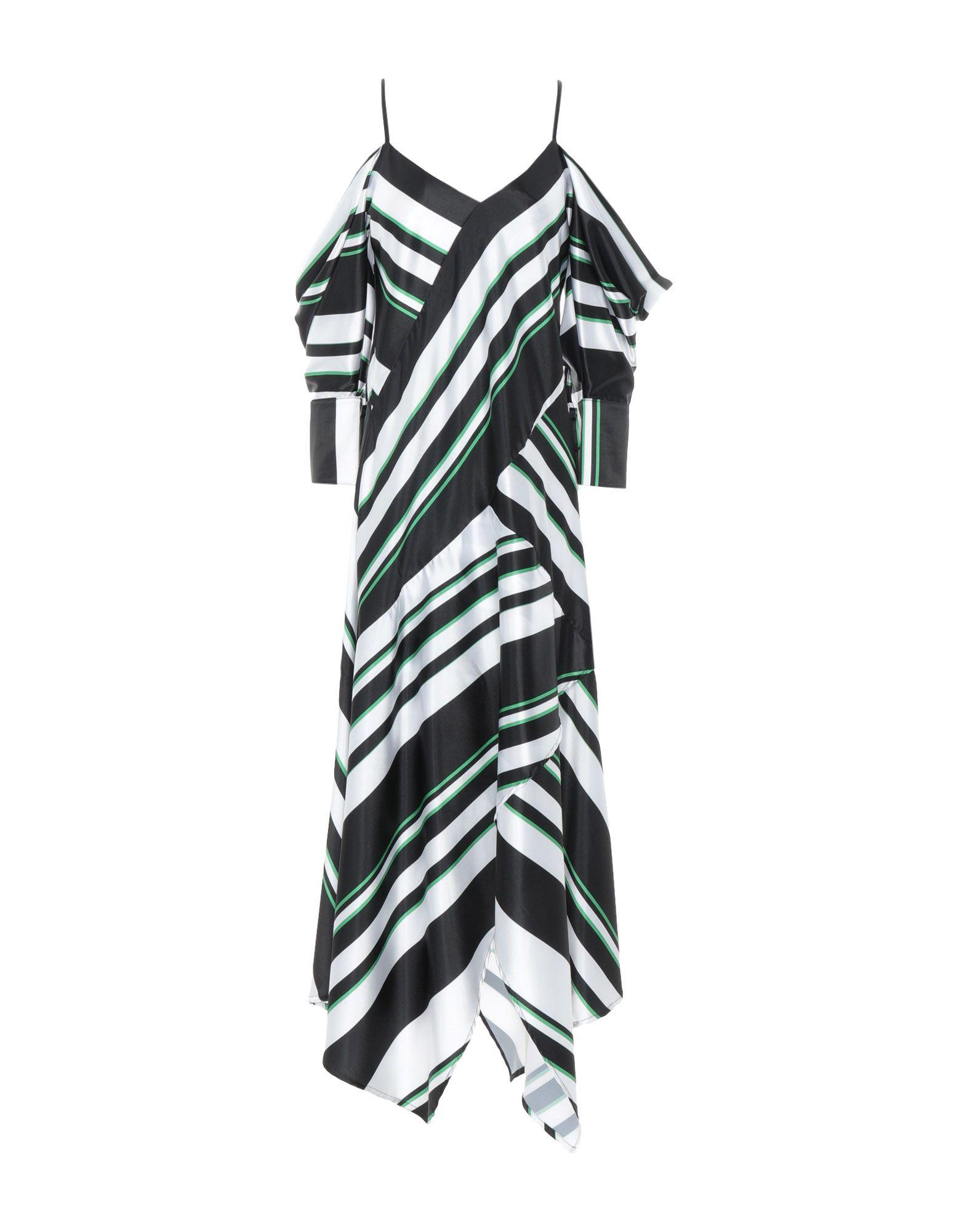 JE SUIS LE FLEUR Длинное платье цена