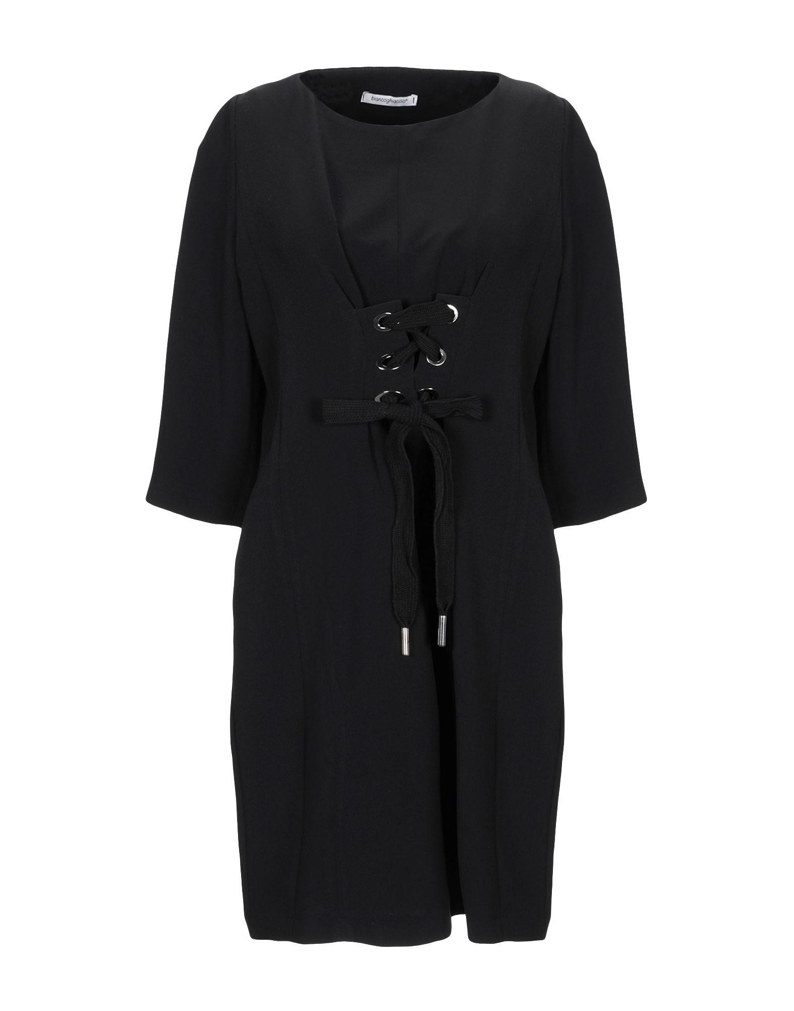 BIANCOGHIACCIO Короткое платье van cleef rose rouge туалетные духи тестер 75 мл