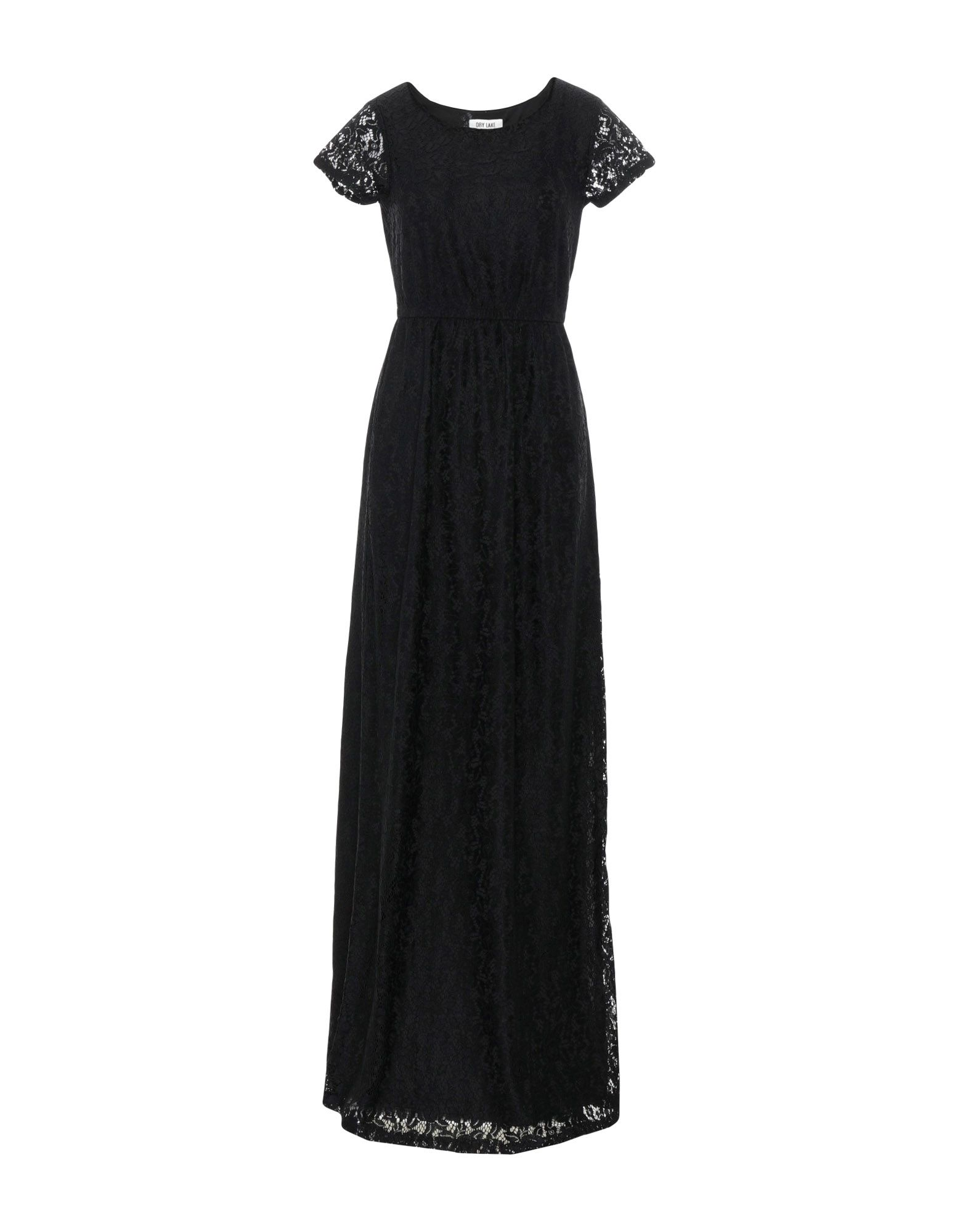 DRY LAKE. Длинное платье dry lake толстовка
