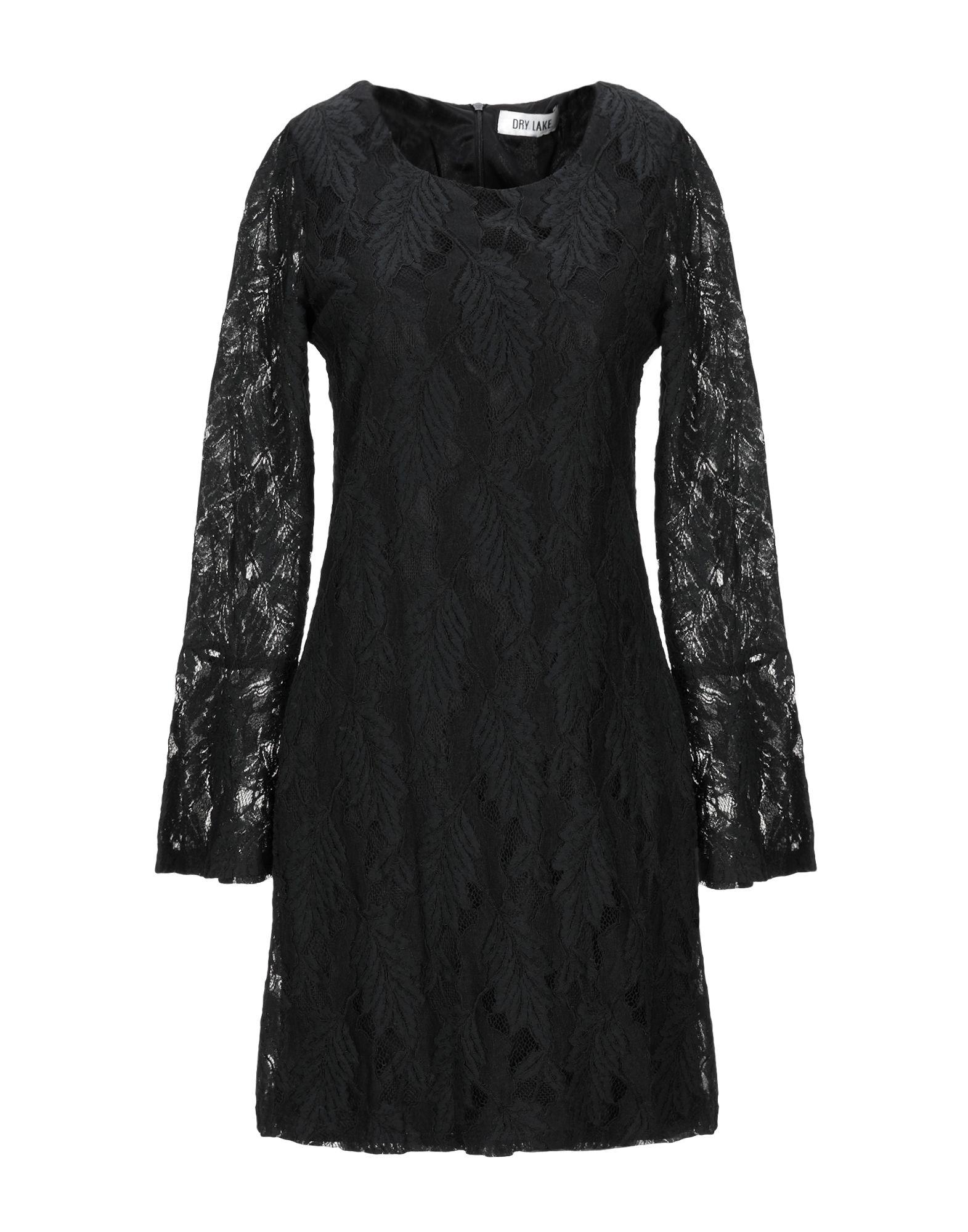 DRY LAKE. Короткое платье dry lake платье до колена