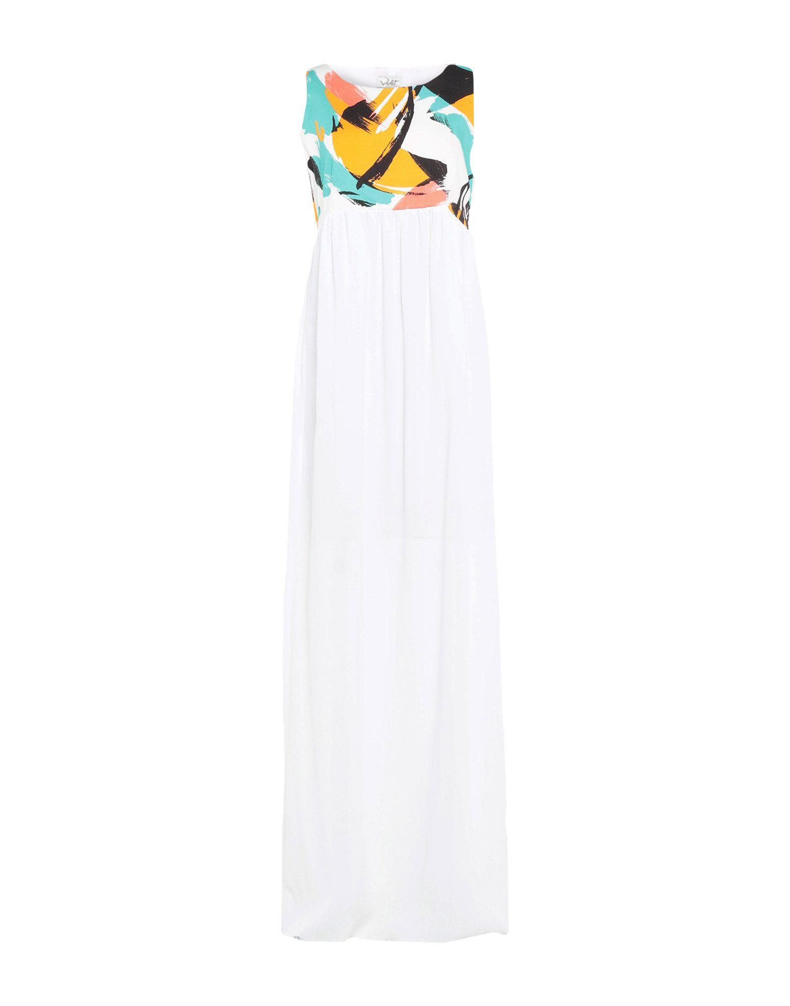 VIOLET ATOS LOMBARDINI Длинное платье недорго, оригинальная цена