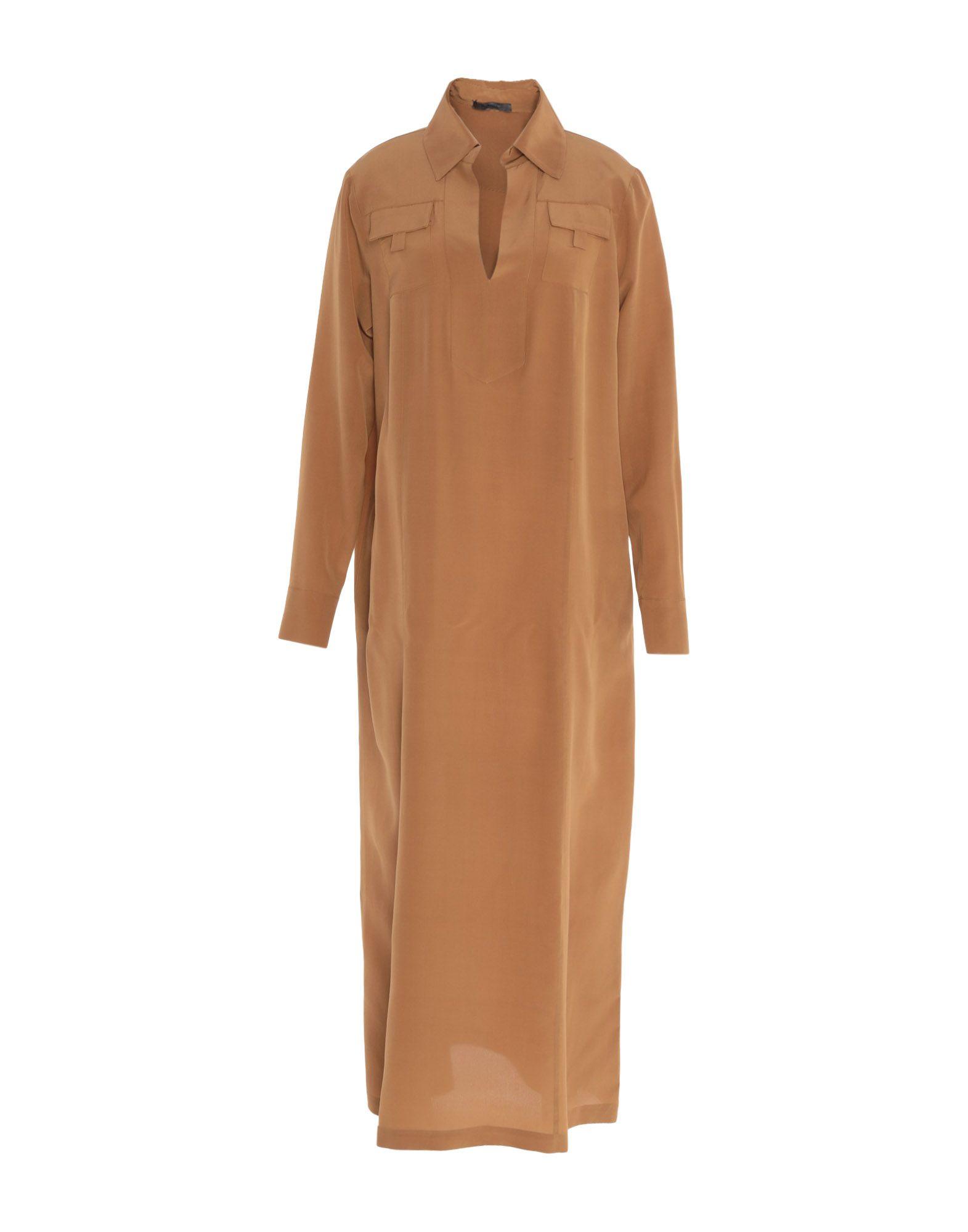 SIMONETTA RAVIZZA Длинное платье