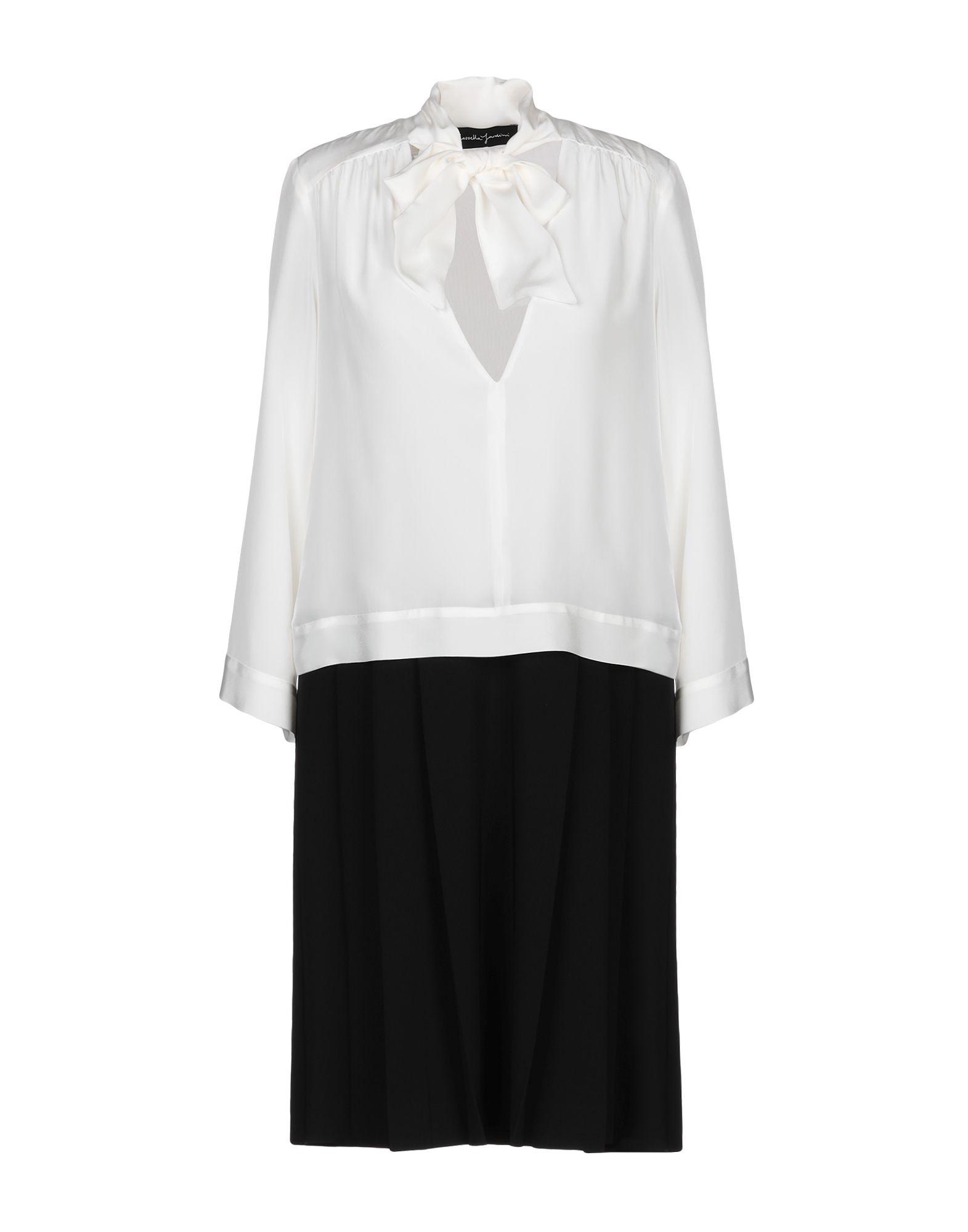 Rossella Jardini Short Dress In White