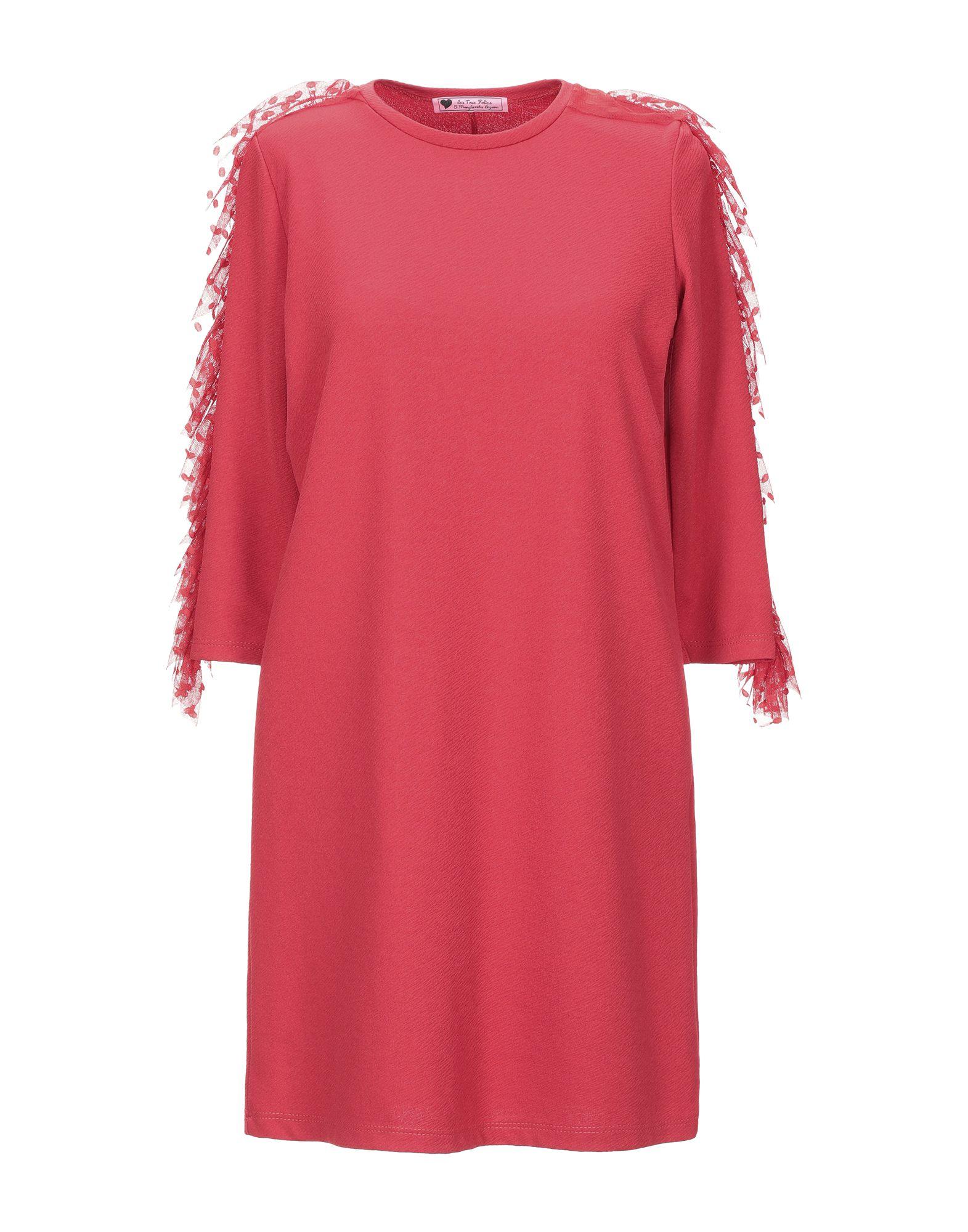LES TRUE FOLIES Короткое платье blugirl folies короткое платье
