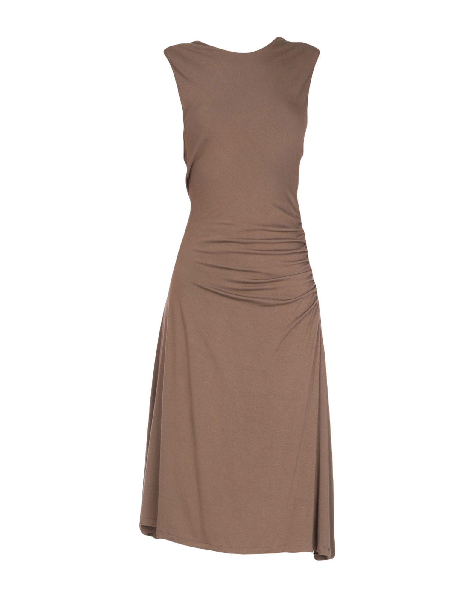 купить RALPH LAUREN BLACK LABEL Платье до колена по цене 21000 рублей