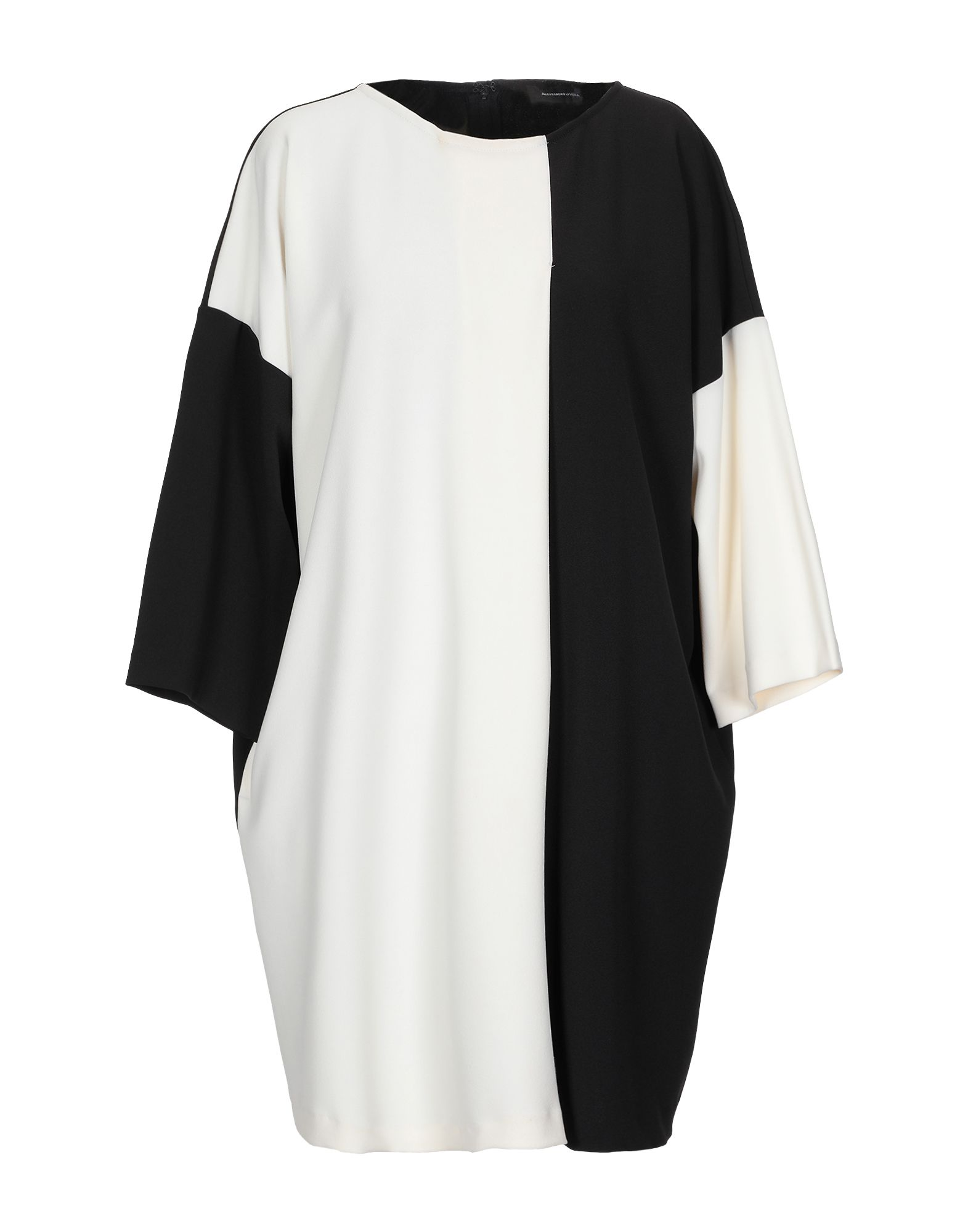 цена ALESSANDRO LEGORA Короткое платье онлайн в 2017 году