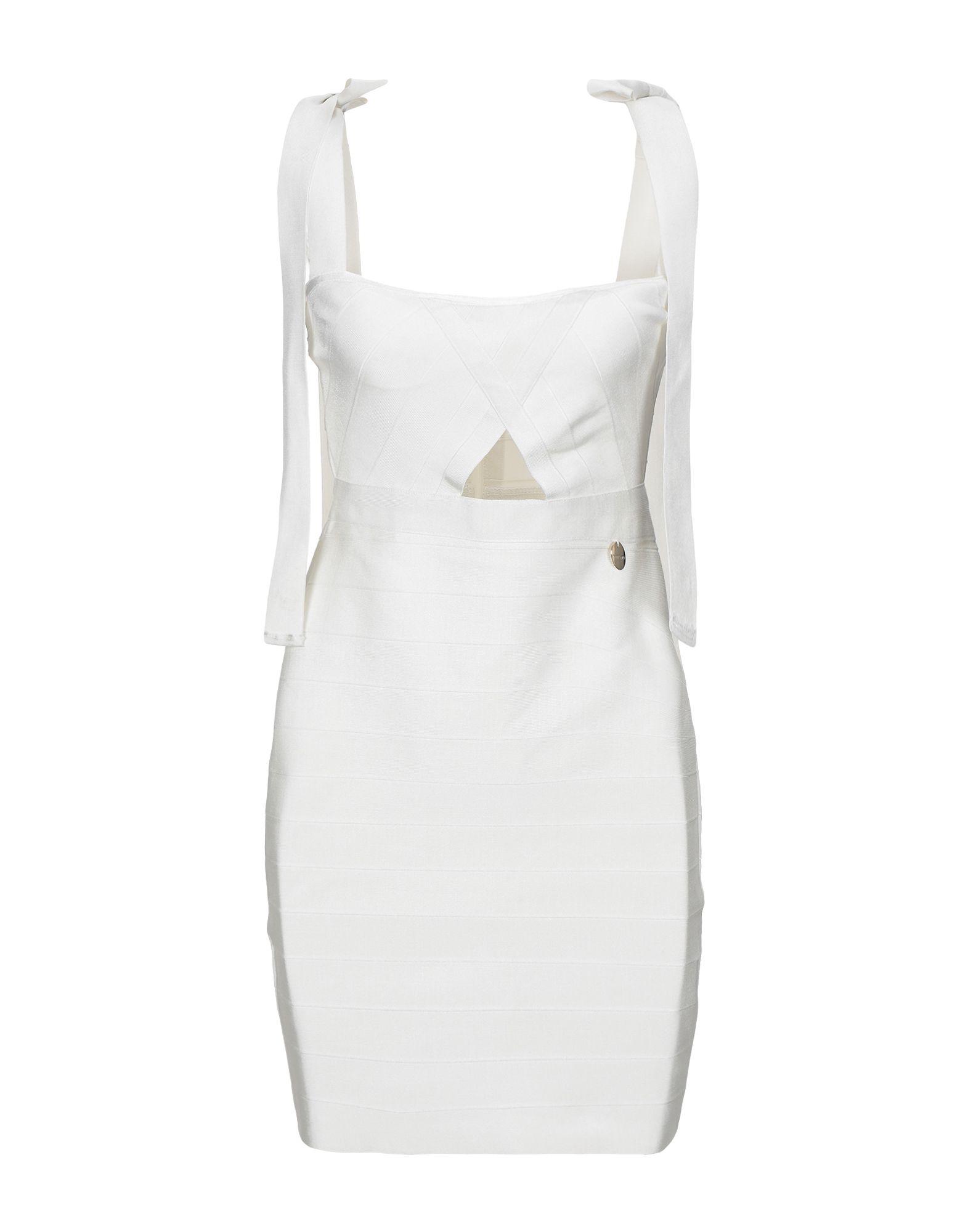 MANGANO Короткое платье