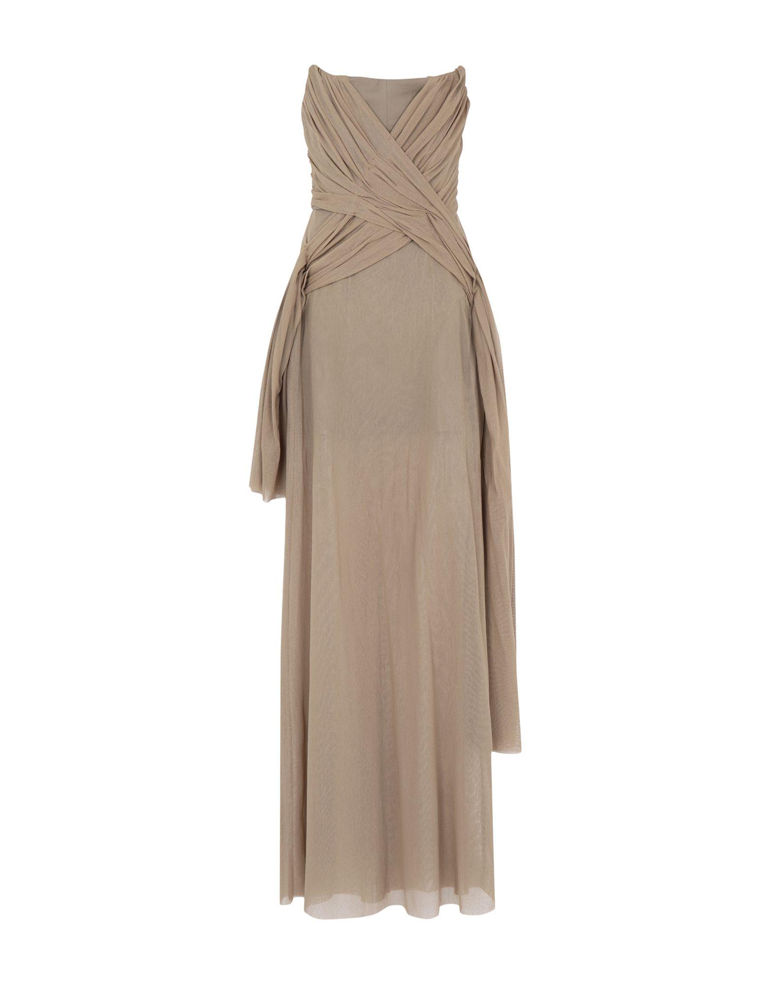 GIUSEPPE DI MORABITO Длинное платье
