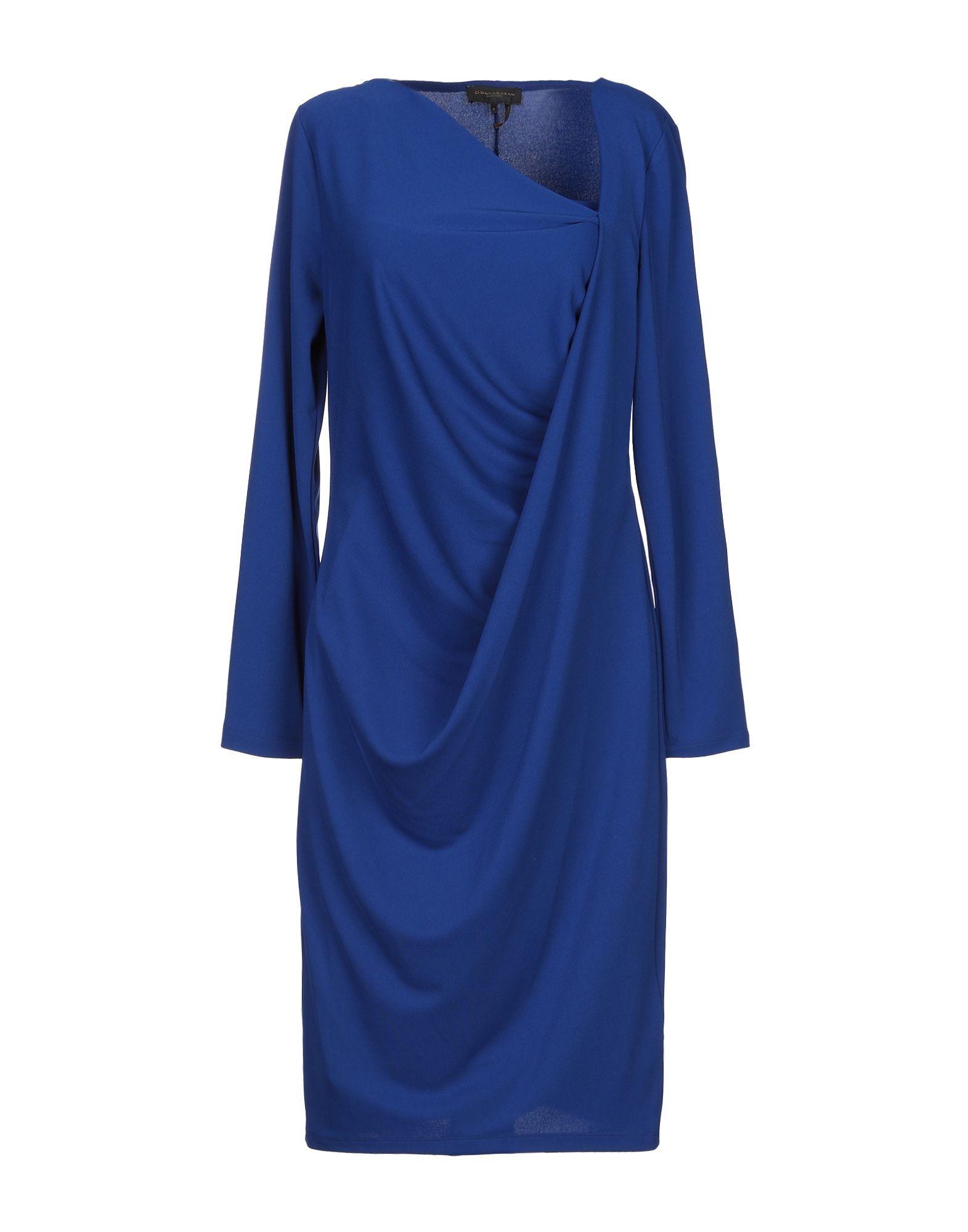 DONNA KARAN Платье до колена donna karan платье длиной 3 4