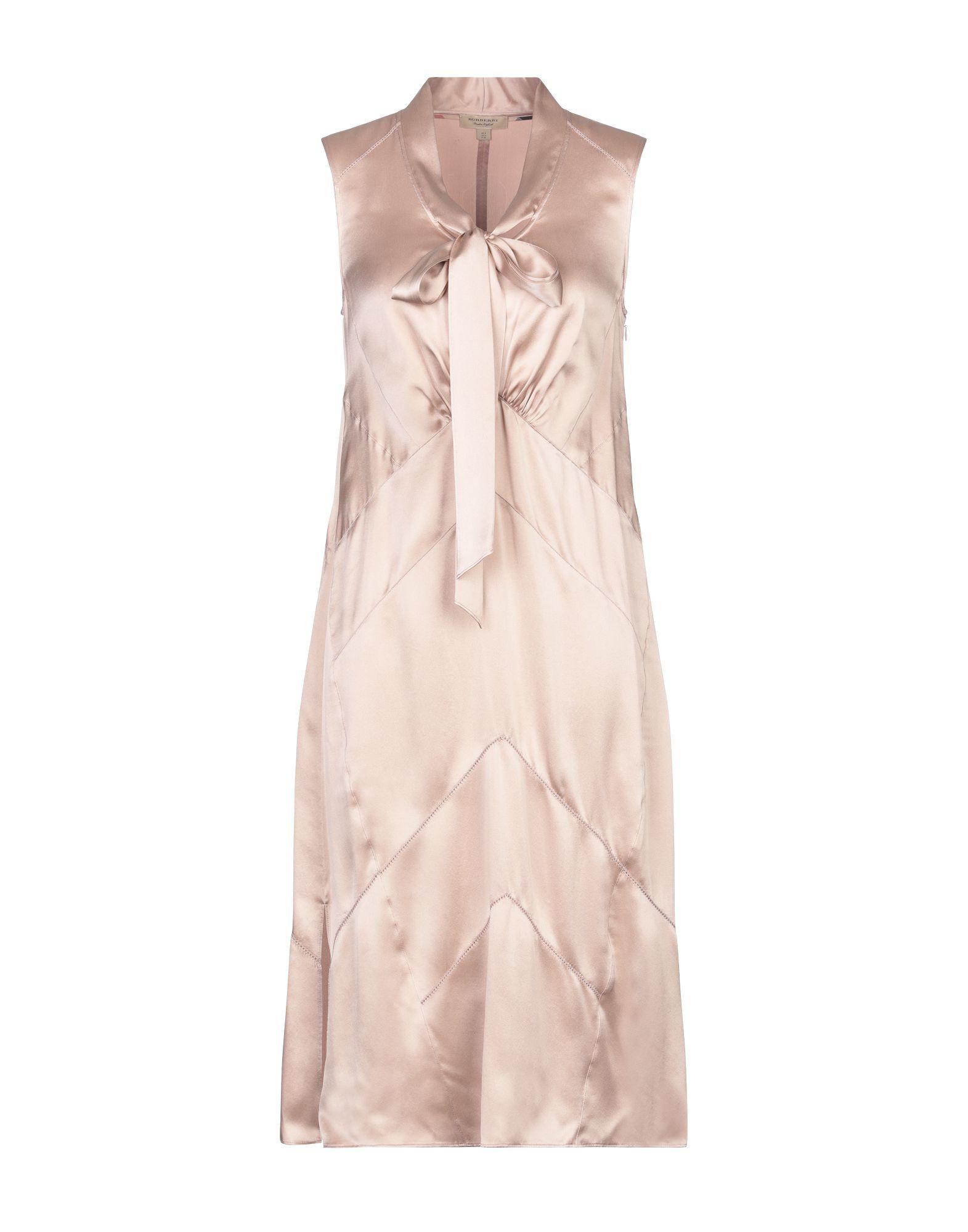 BURBERRY Платье до колена burberry платье