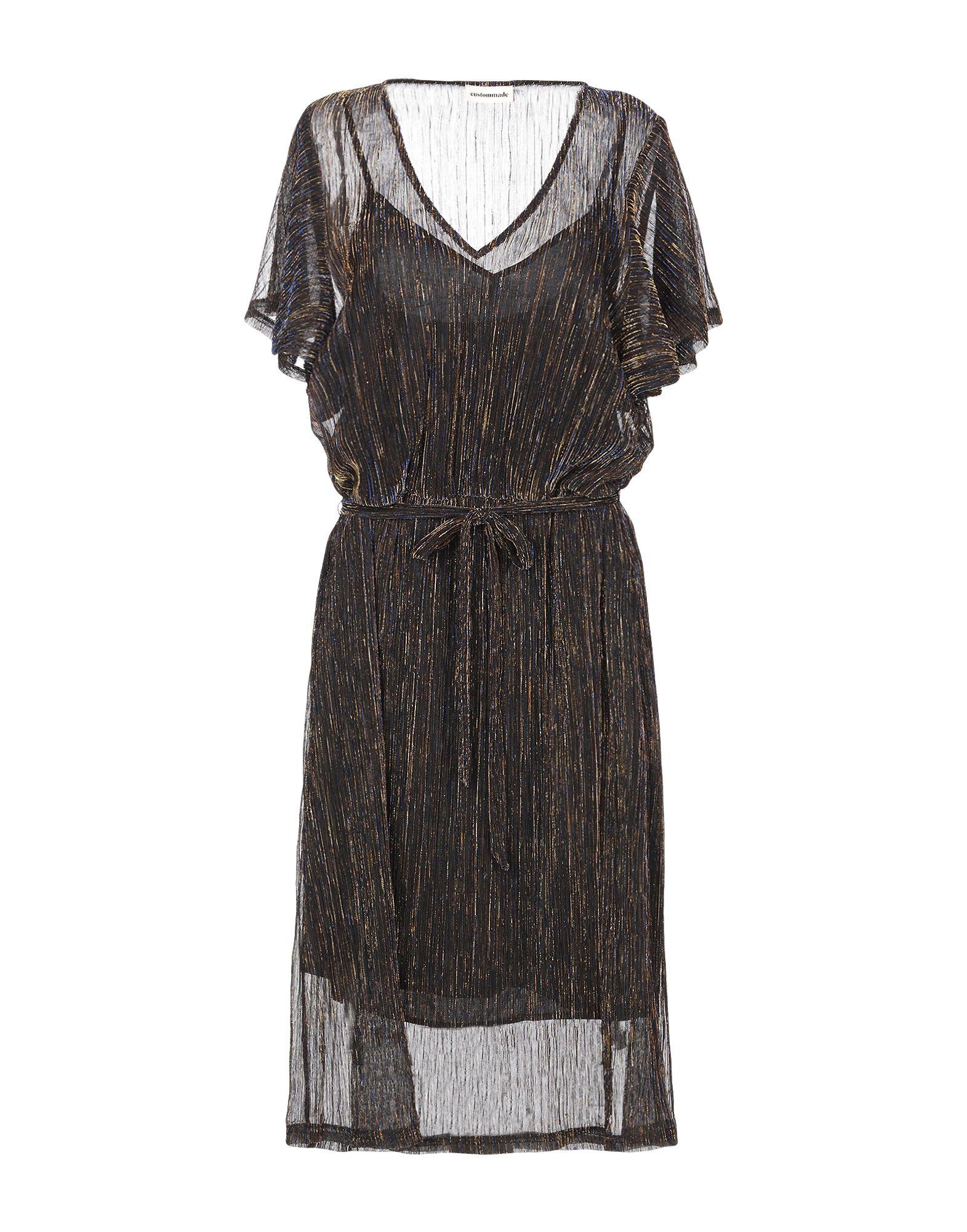 CUSTOMMADE• Платье до колена недорго, оригинальная цена