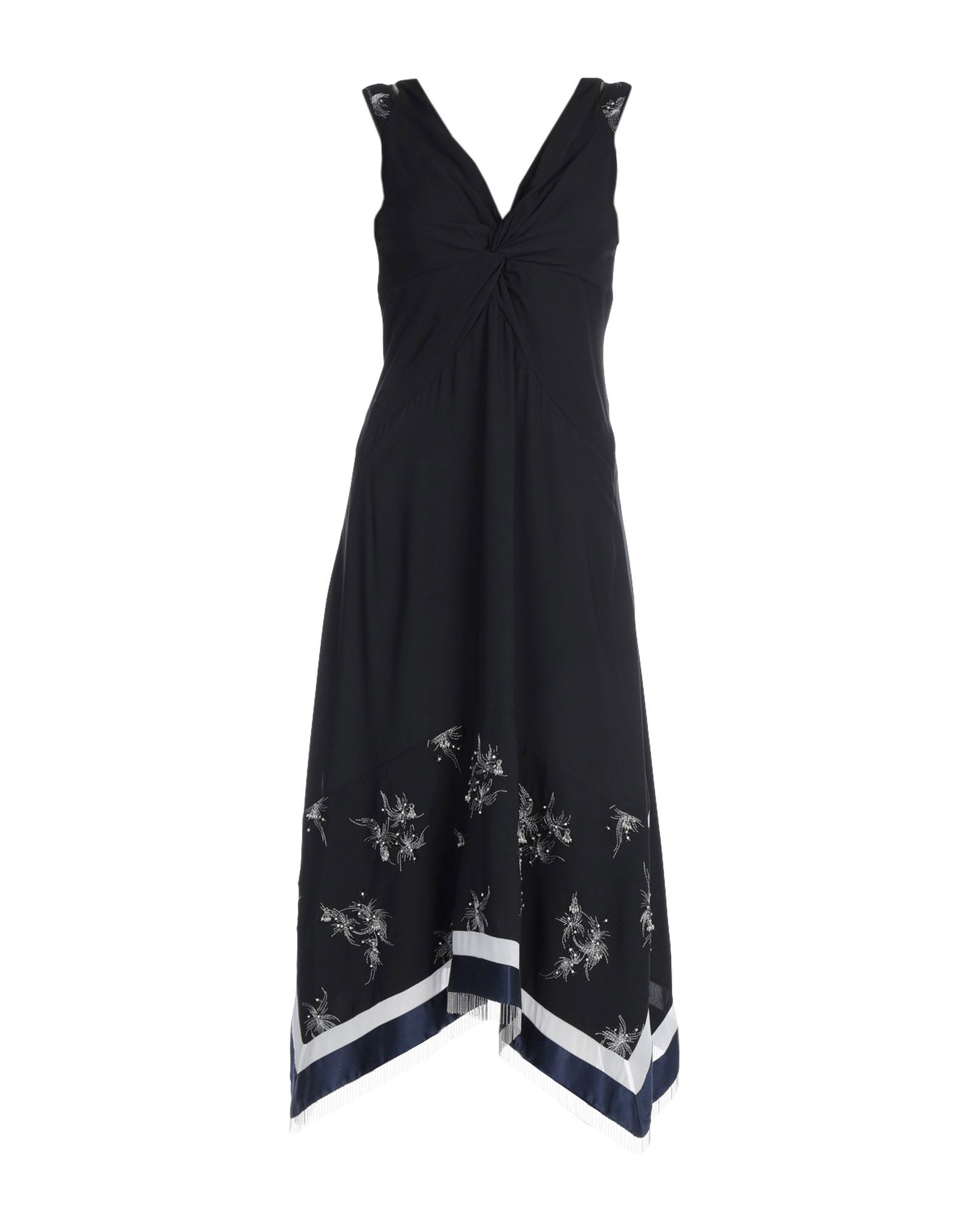3.1 PHILLIP LIM Платье длиной 3/4 3 1 phillip lim мюлес и сабо
