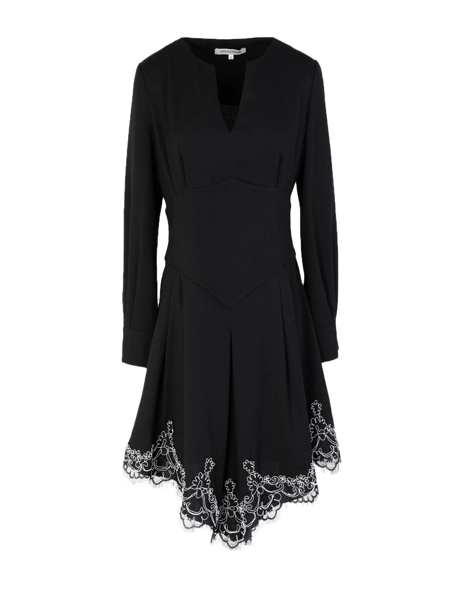 PAOLO CASALINI Короткое платье paolo casalini пиджак