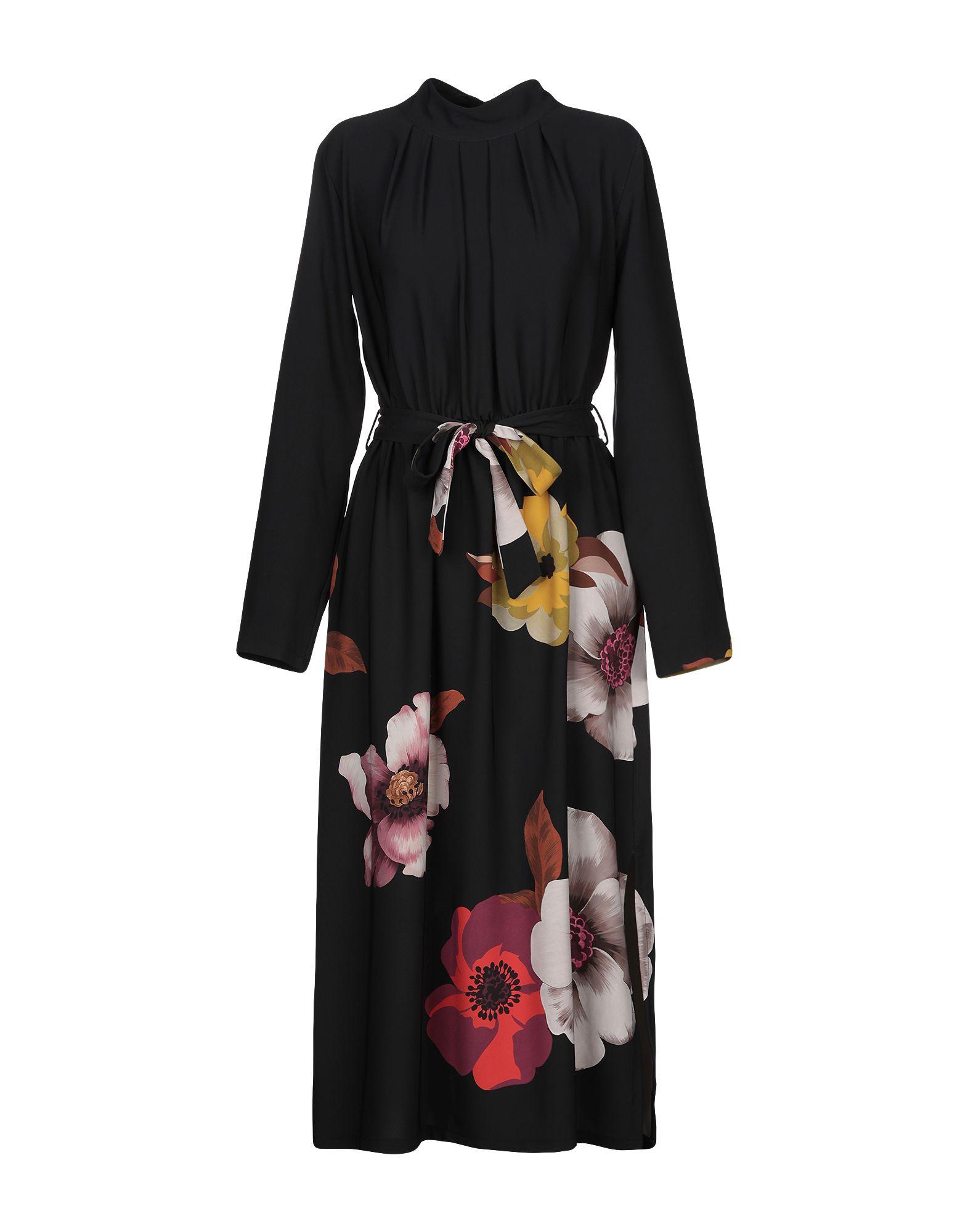 SISTE' S Платье длиной 3/4 siste s ремень