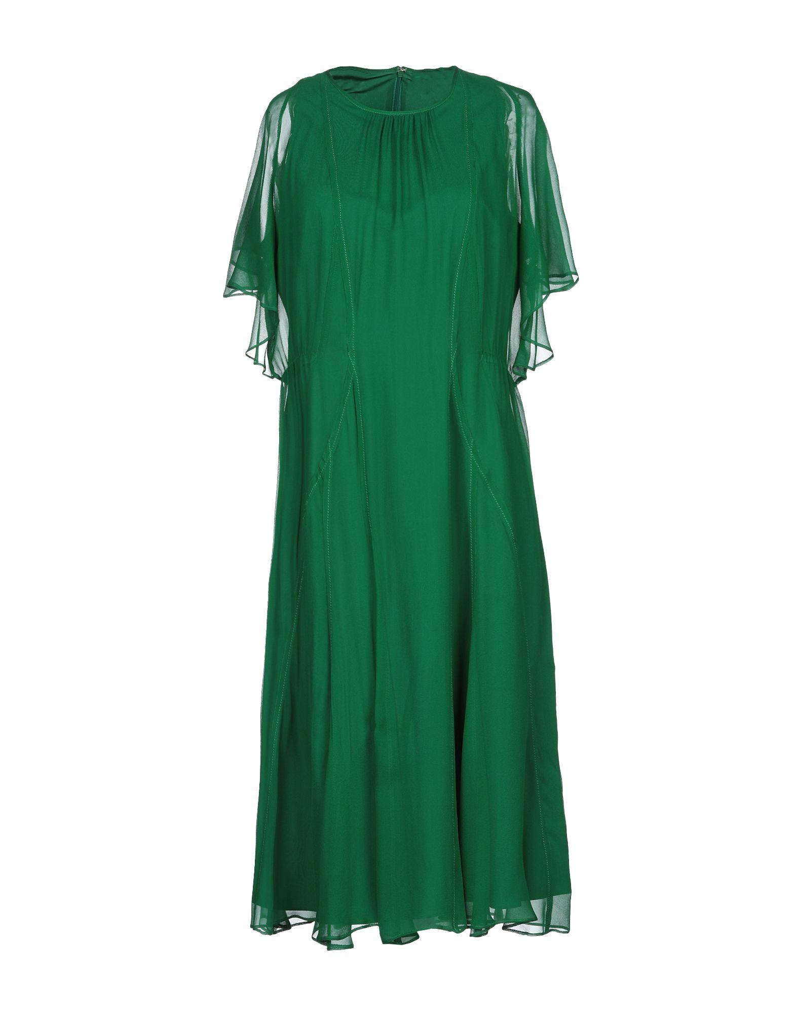 DONNA KARAN Платье до колена donna karan платье до колена