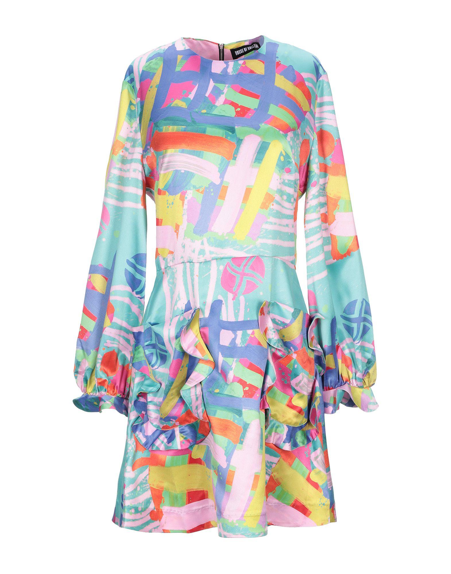HOUSE OF HOLLAND Короткое платье недорго, оригинальная цена