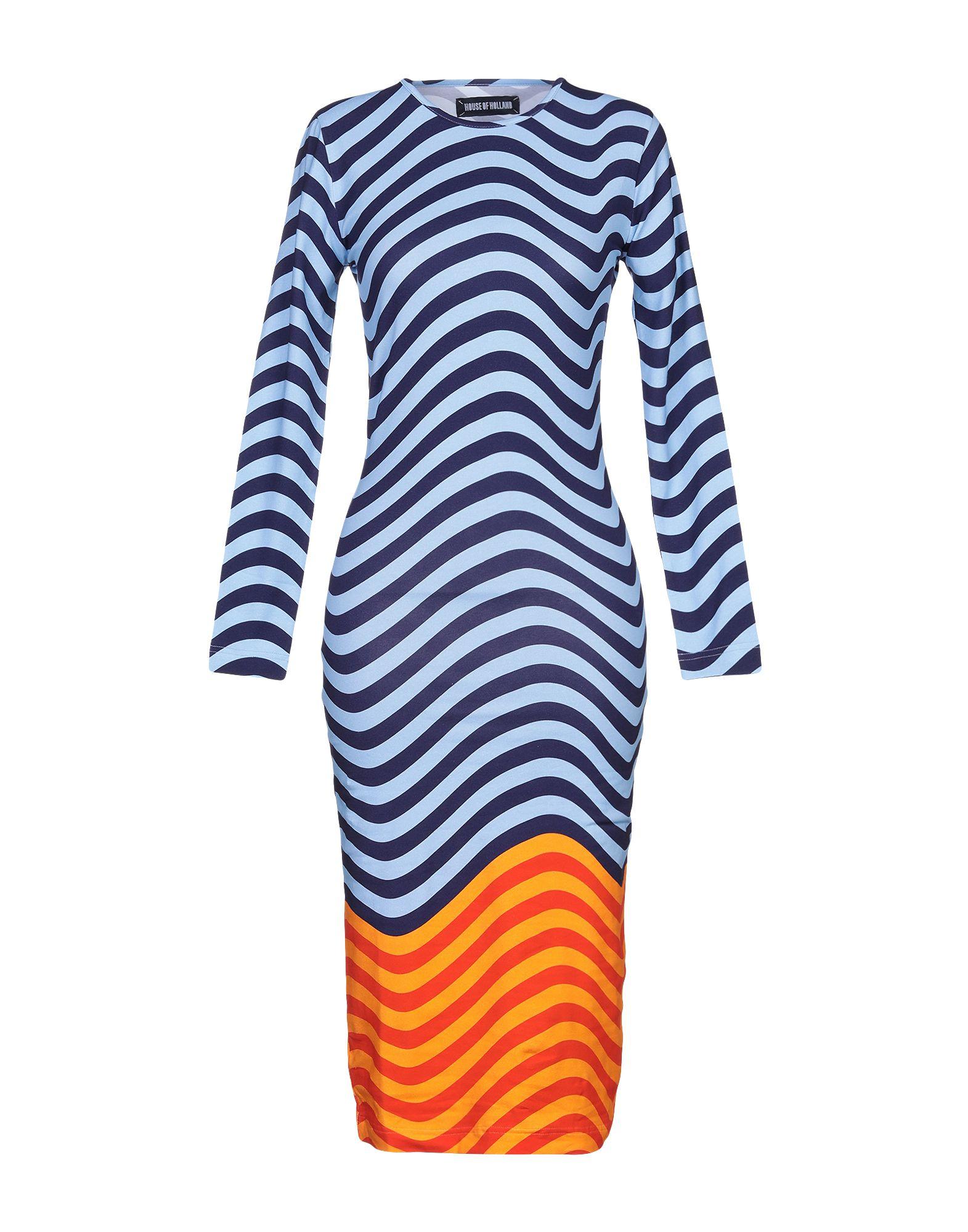HOUSE OF HOLLAND Платье длиной 3/4 недорго, оригинальная цена