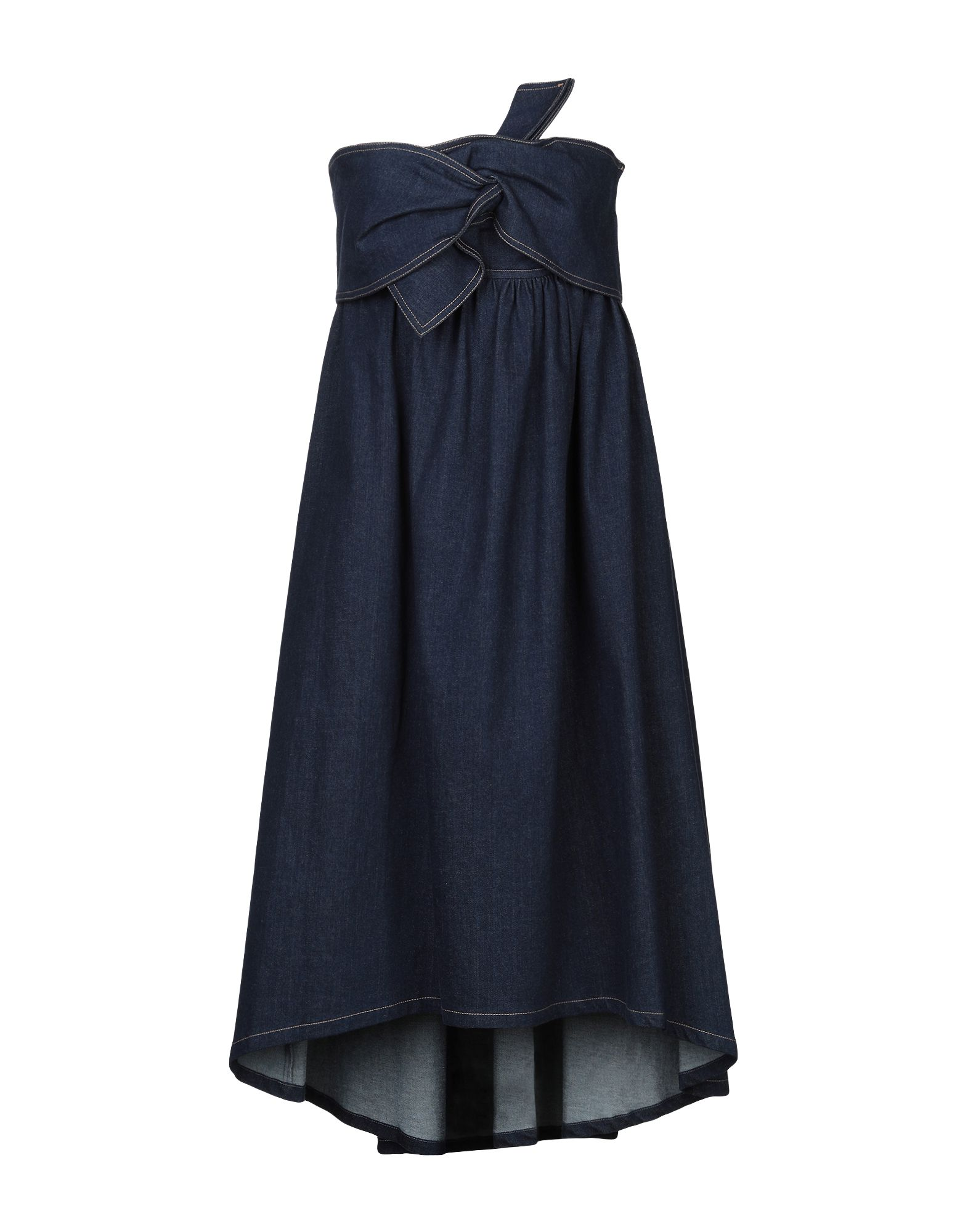 ULLA JOHNSON Короткое платье цена 2017