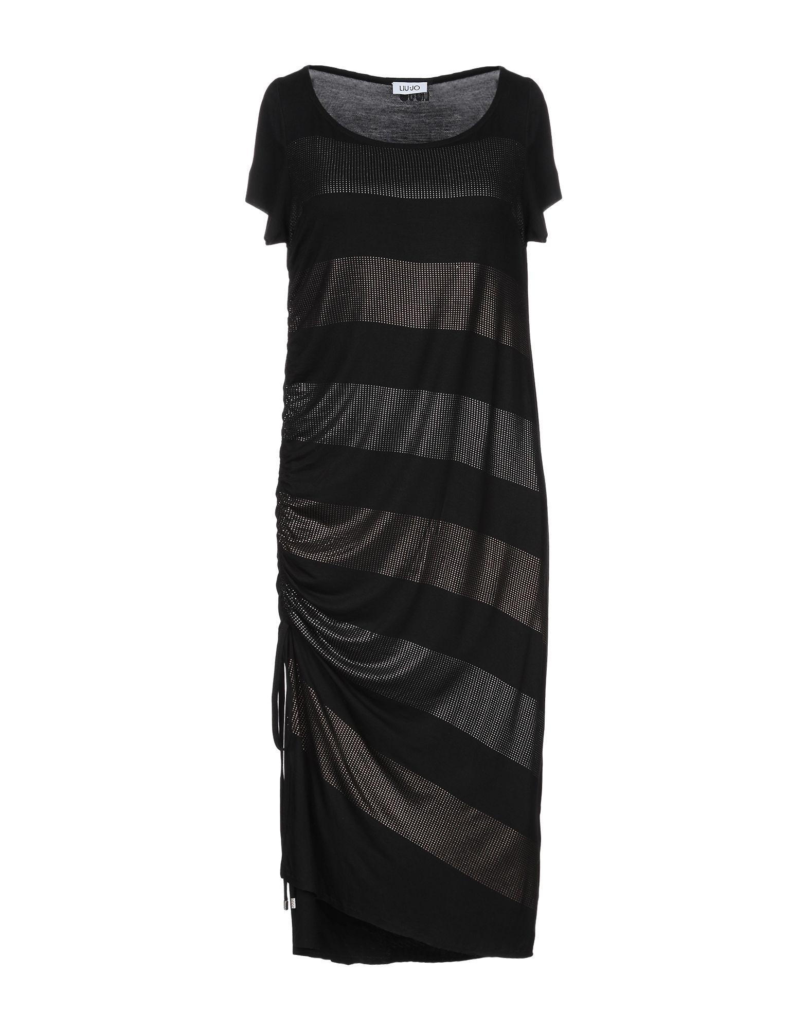 купить LIU •JO Платье до колена по цене 7300 рублей