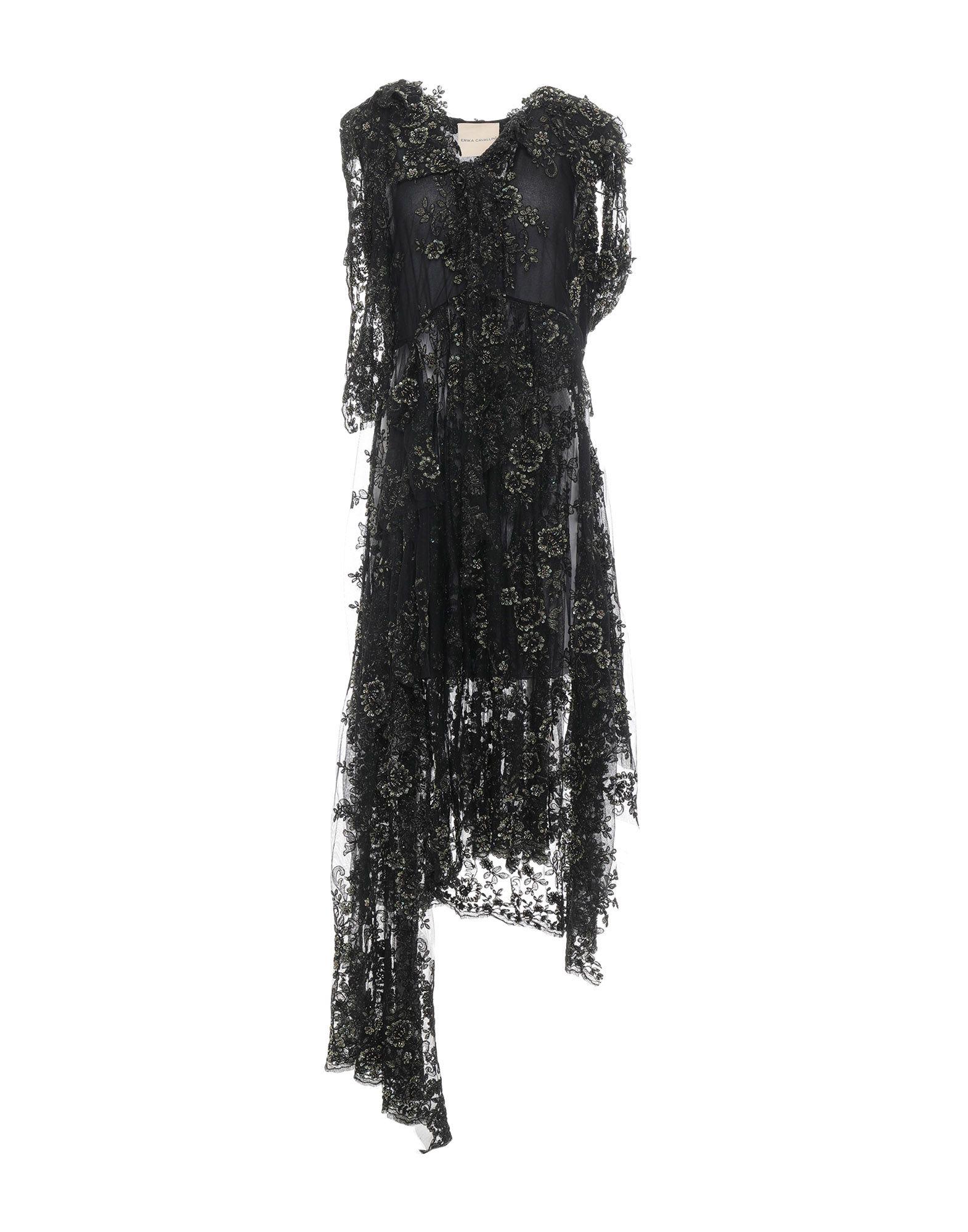 ERIKA CAVALLINI Платье длиной 3/4