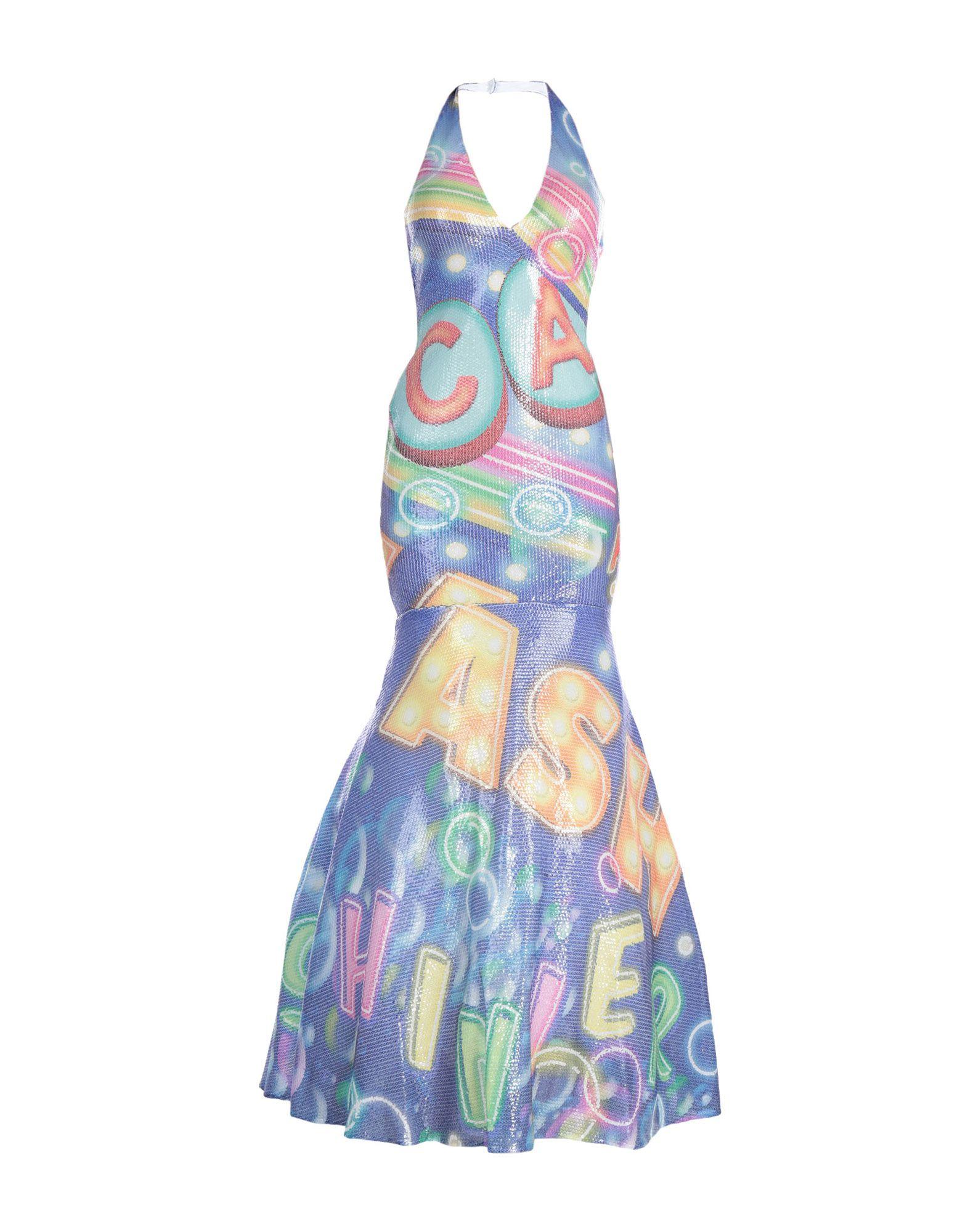 MOSCHINO Длинное платье