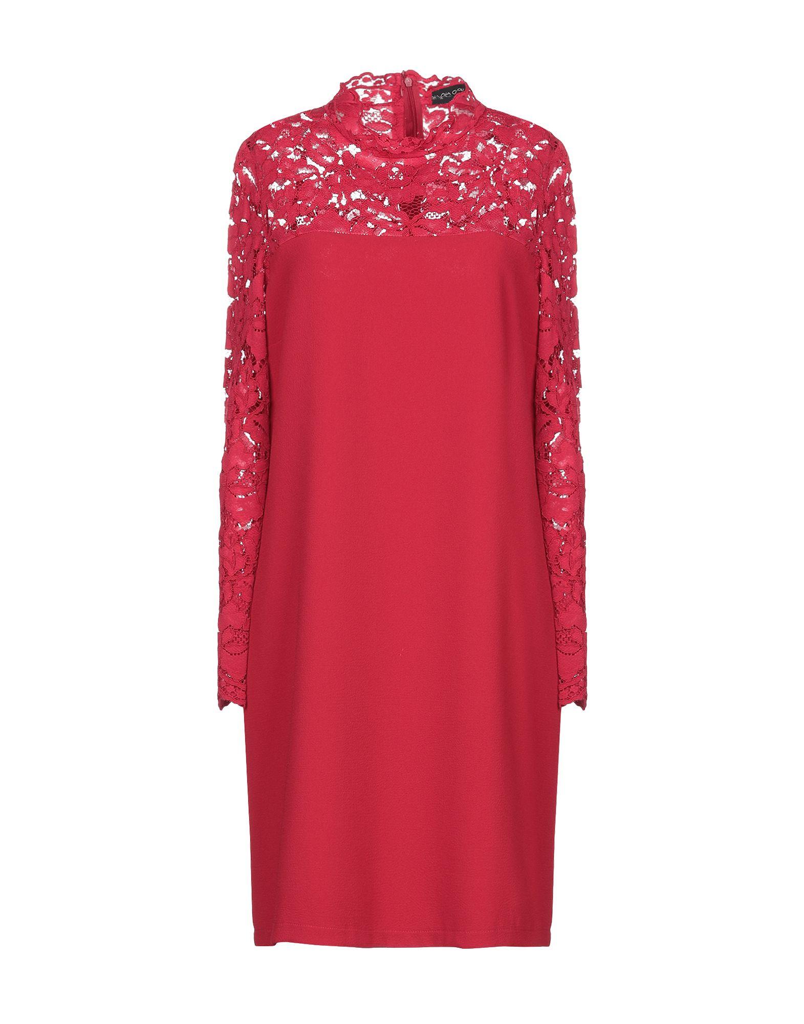 CRISTINA GAVIOLI COLLECTION Короткое платье цена и фото