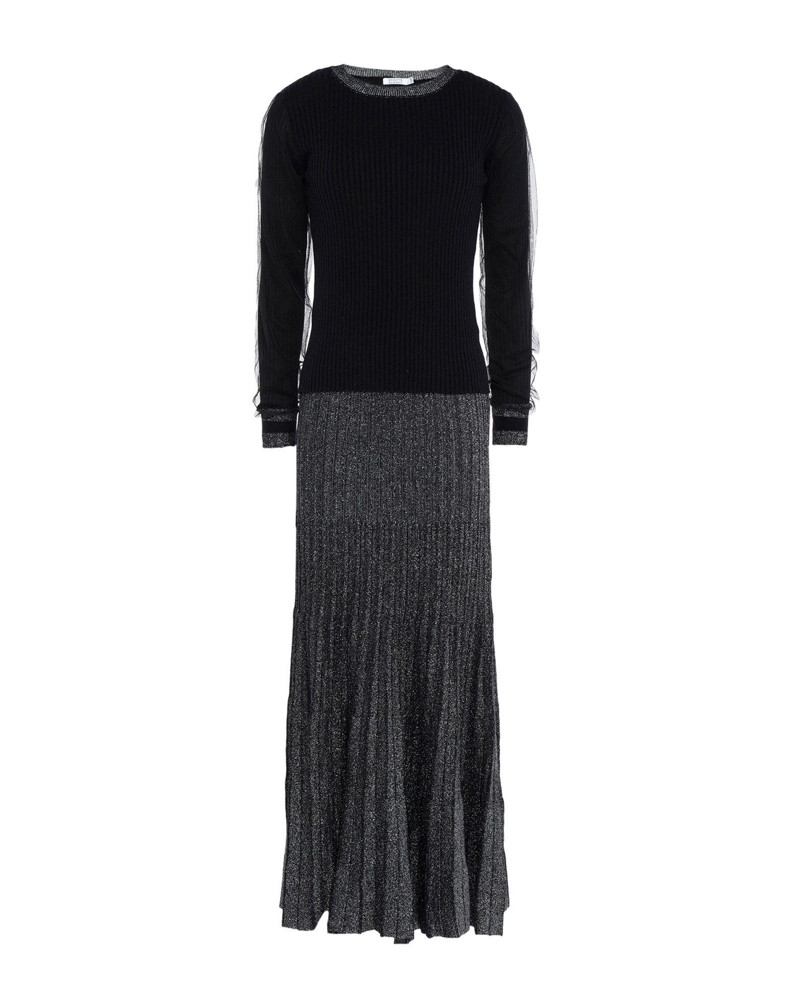 цена на BRIGITTE BARDOT Длинное платье