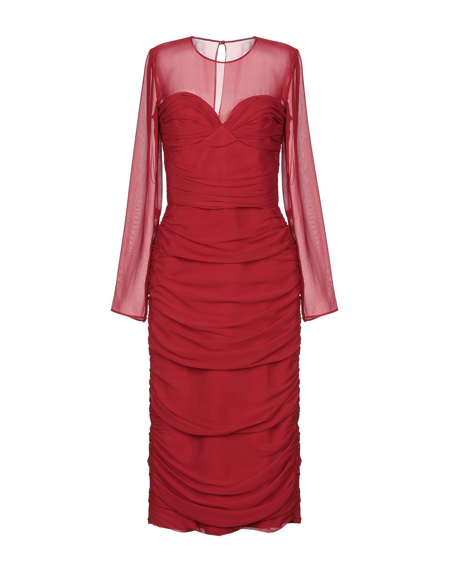 MAX MARA Платье длиной 3/4 max mara юбка длиной 3 4