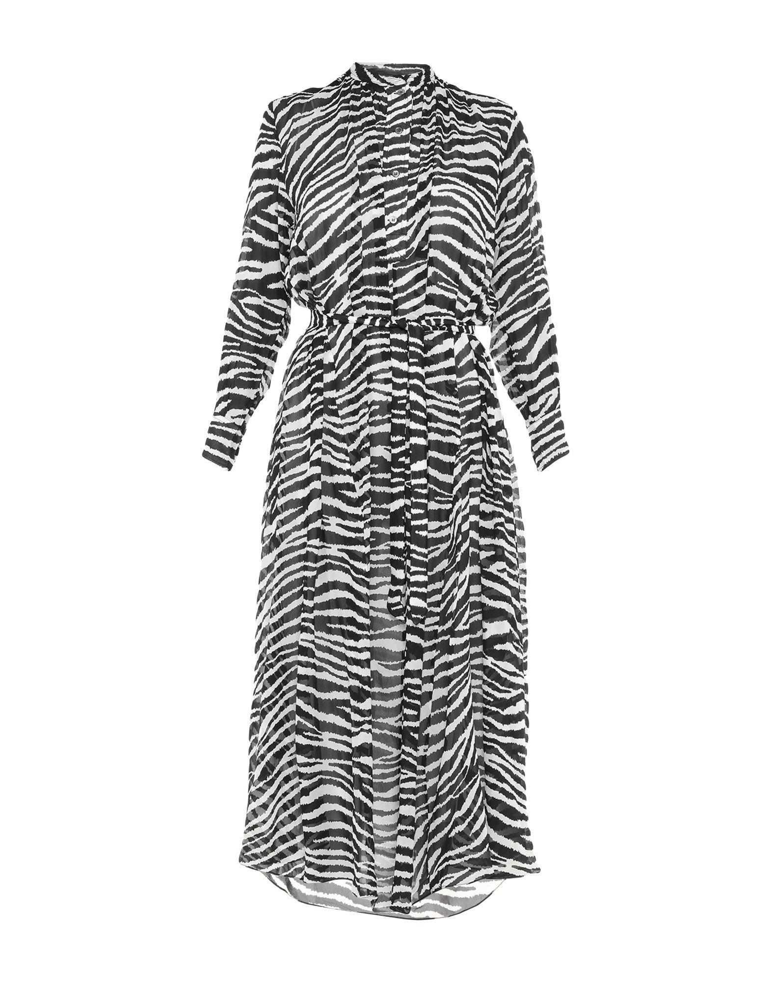 купить ISABEL MARANT ÉTOILE Длинное платье по цене 21250 рублей