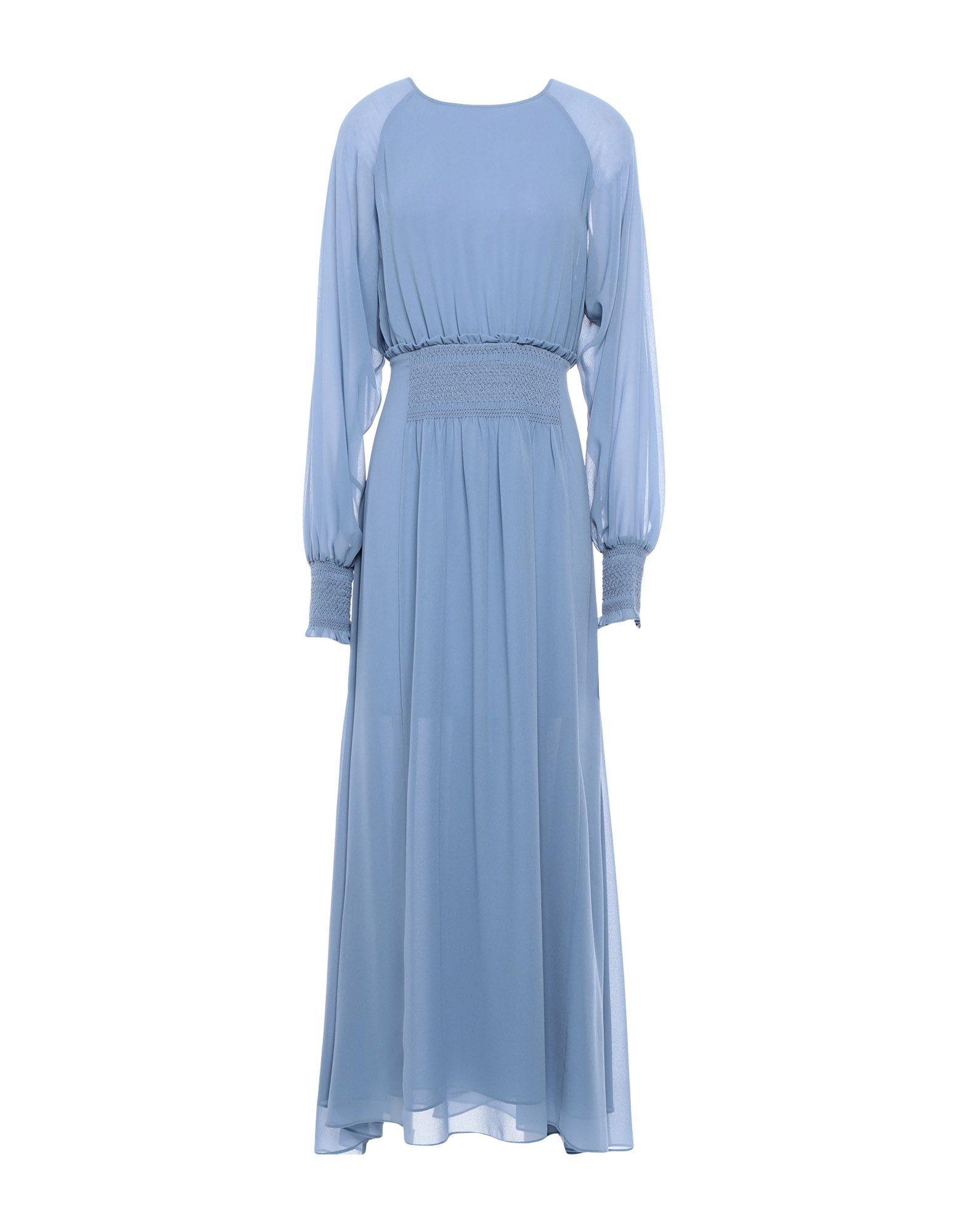 LE COEUR TWINSET Длинное платье michel tremblay le coeur decouvert