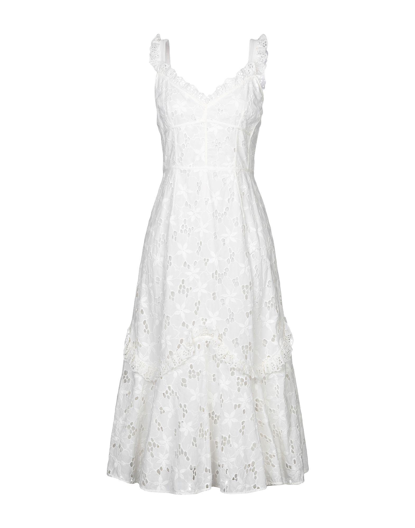 REBECCA TAYLOR Платье длиной 3/4 недорго, оригинальная цена