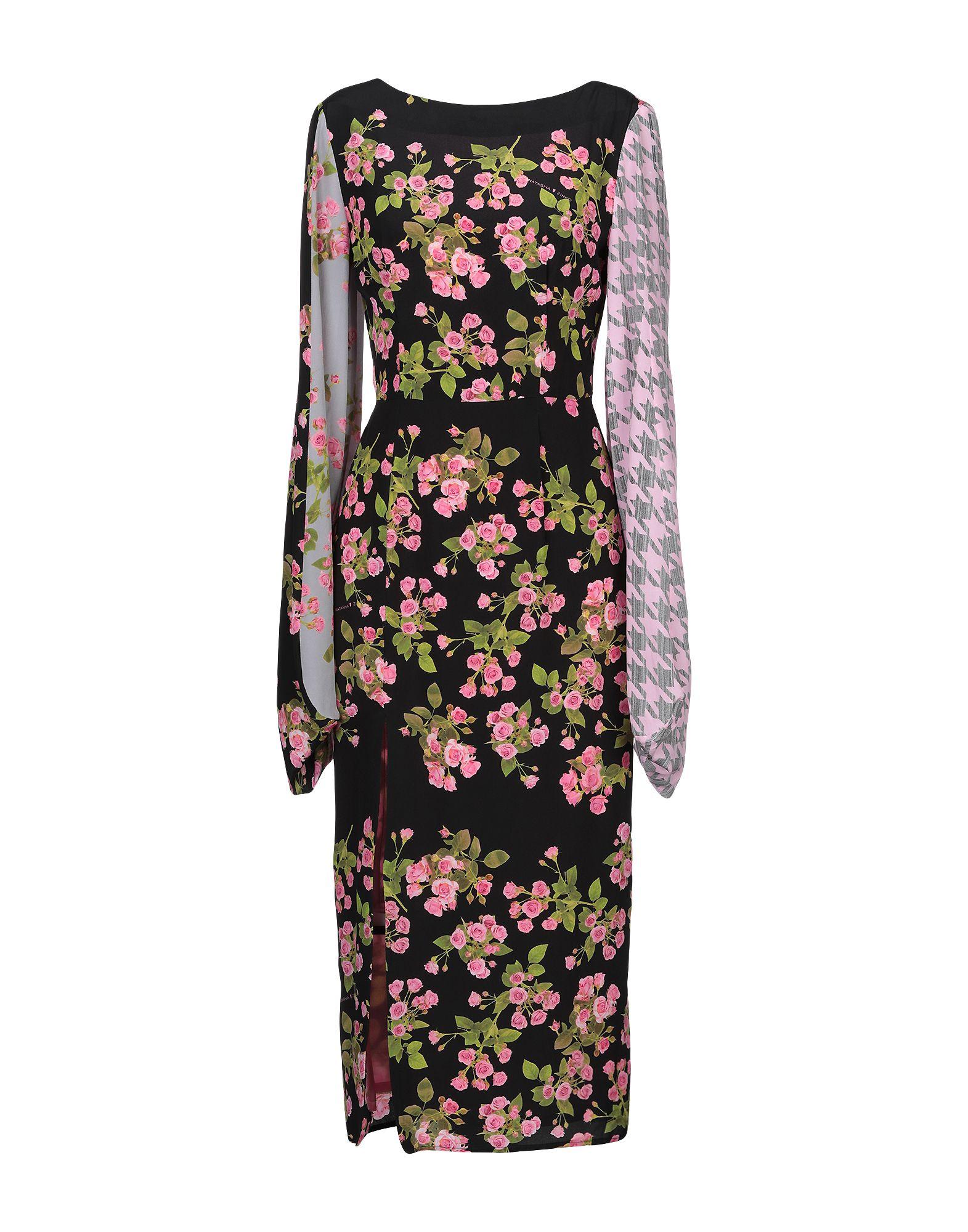 NATASHA ZINKO Платье длиной 3/4 domina комплект
