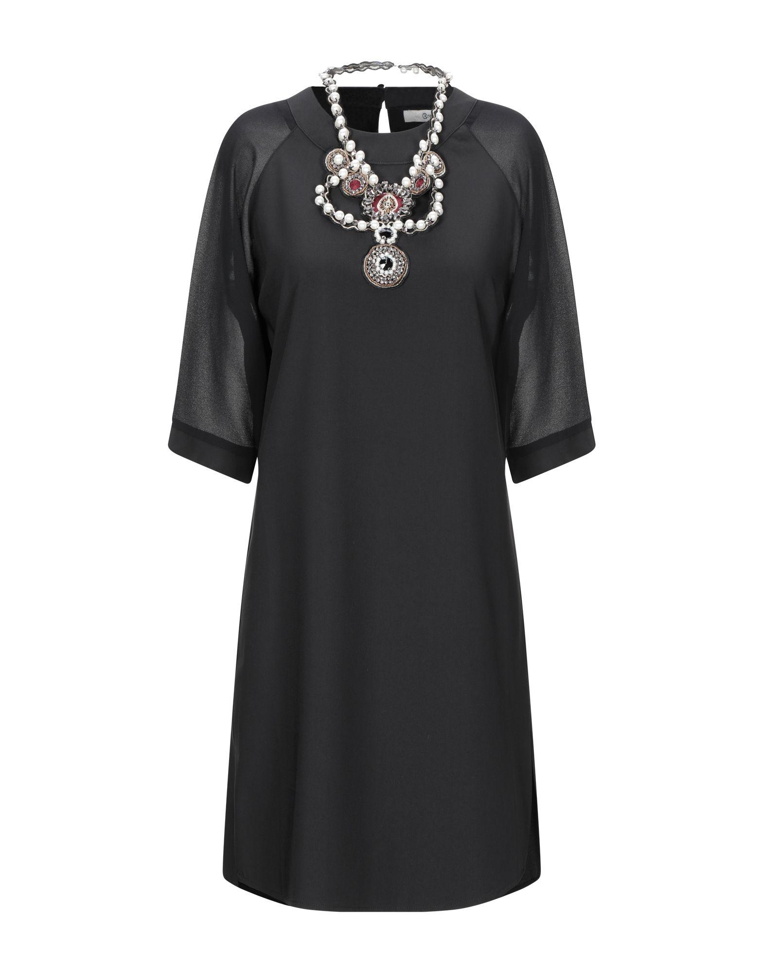 RELISH Короткое платье relish платье длиной 3 4