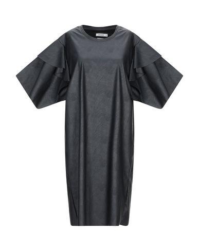 Купить Женское короткое платье 5PREVIEW черного цвета