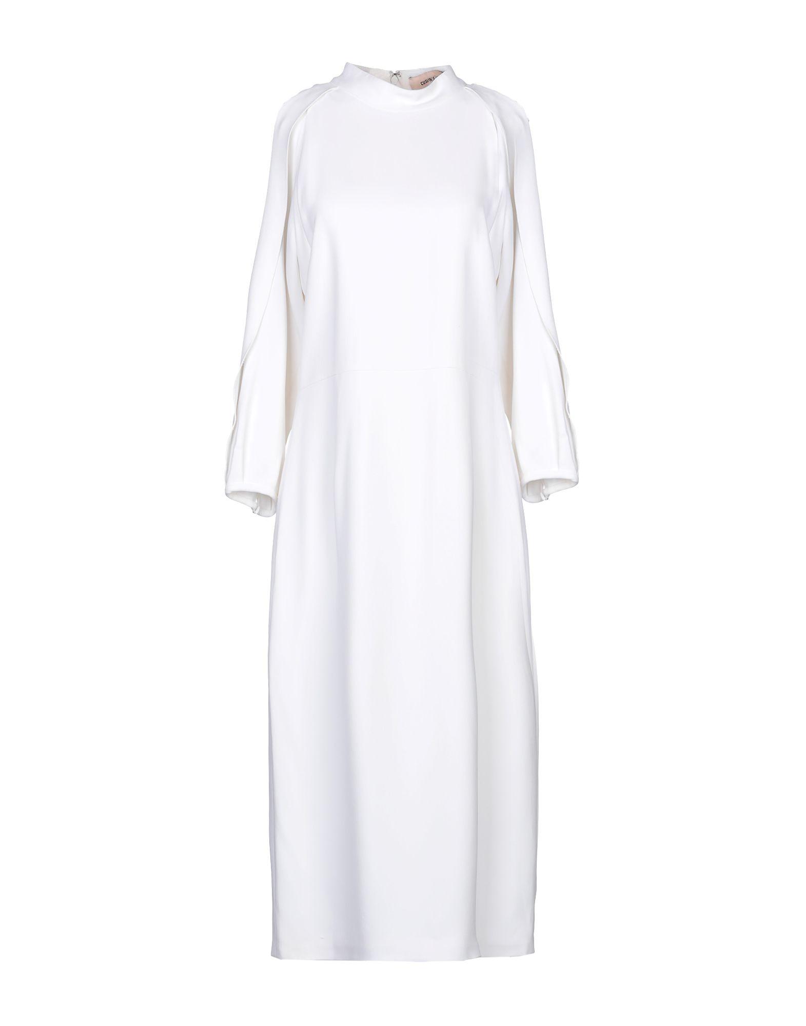 CUSHNIE Платье длиной 3/4