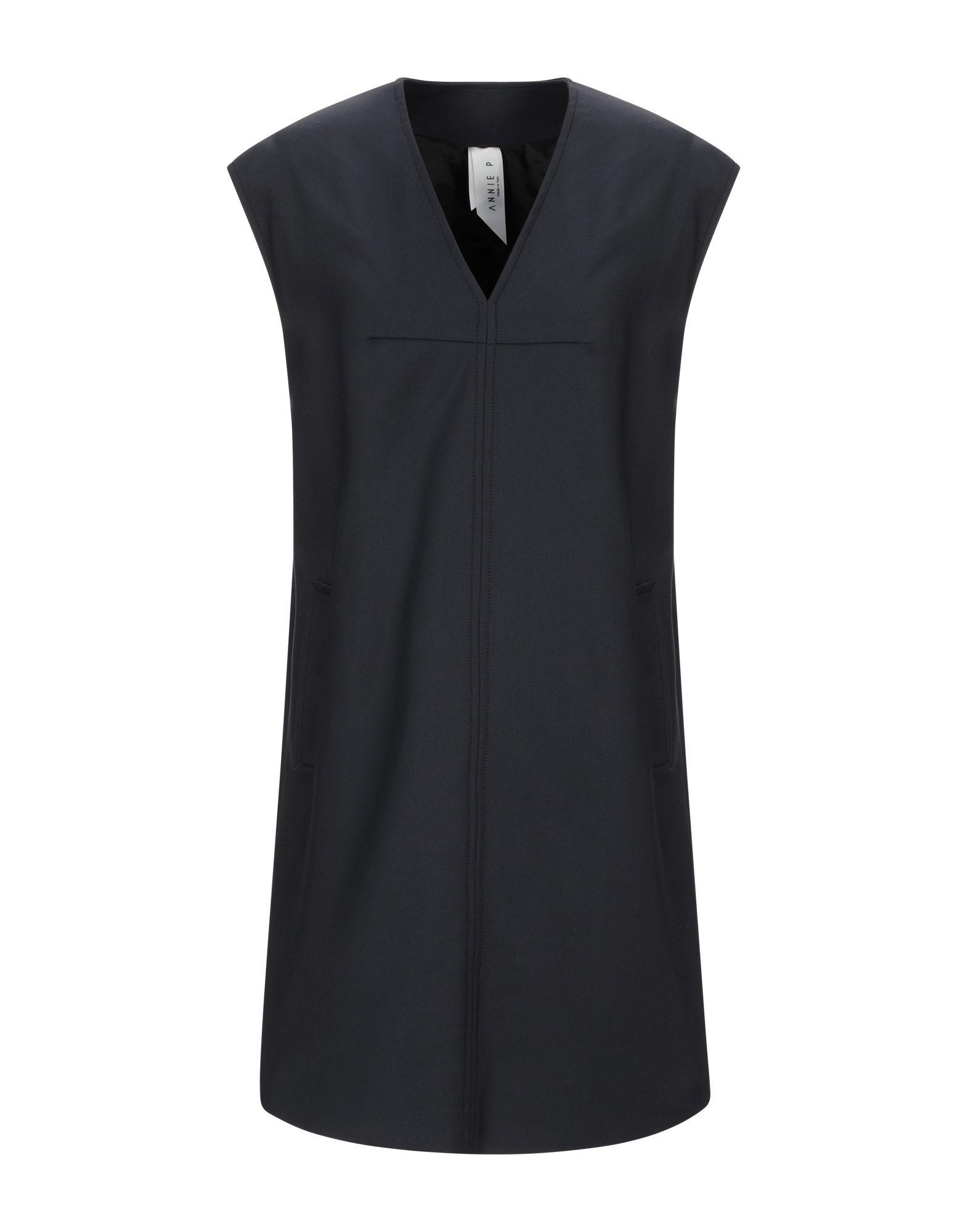 купить ANNIE P. Короткое платье по цене 6850 рублей