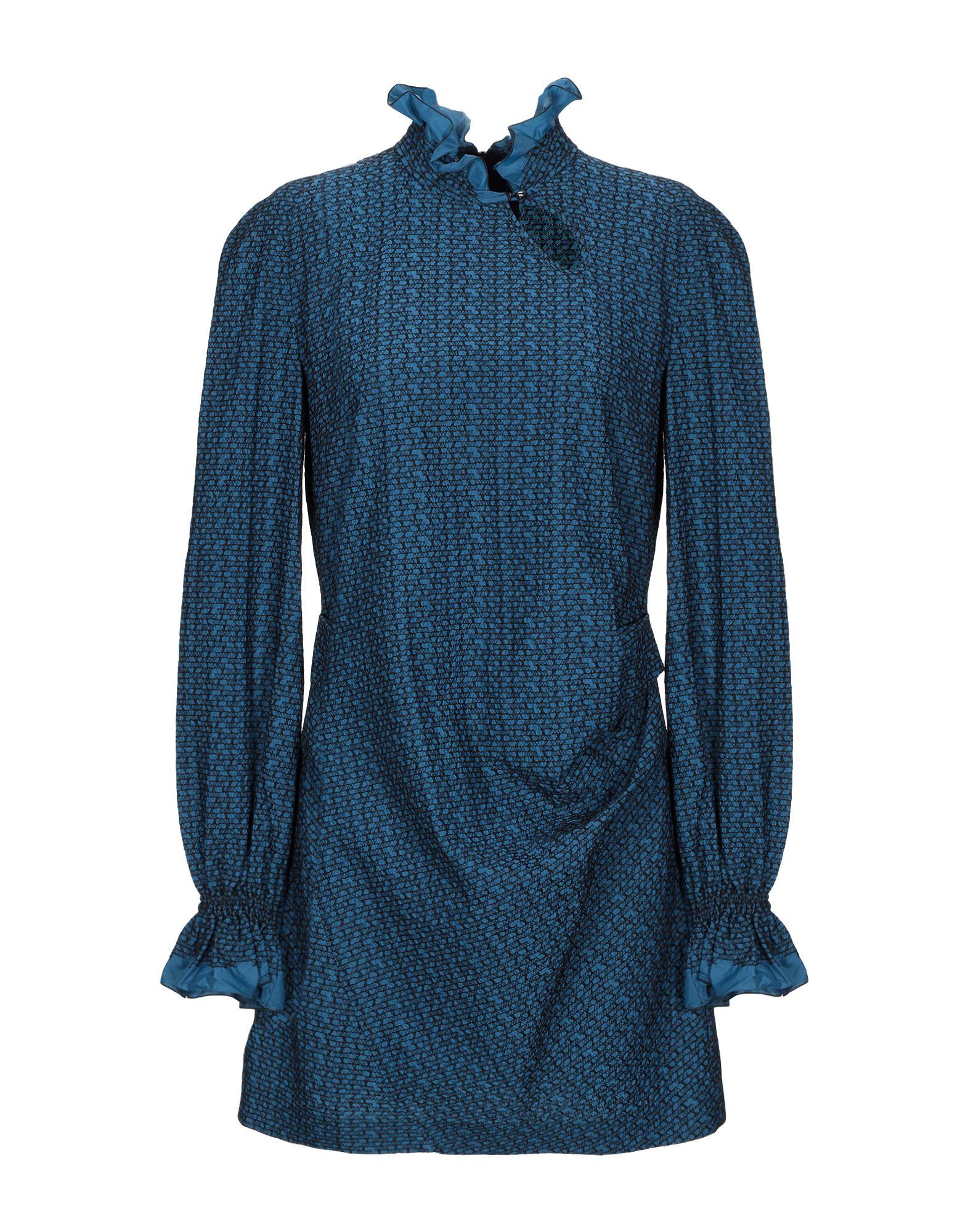 купить ROLAND MOURET Короткое платье по цене 63000 рублей