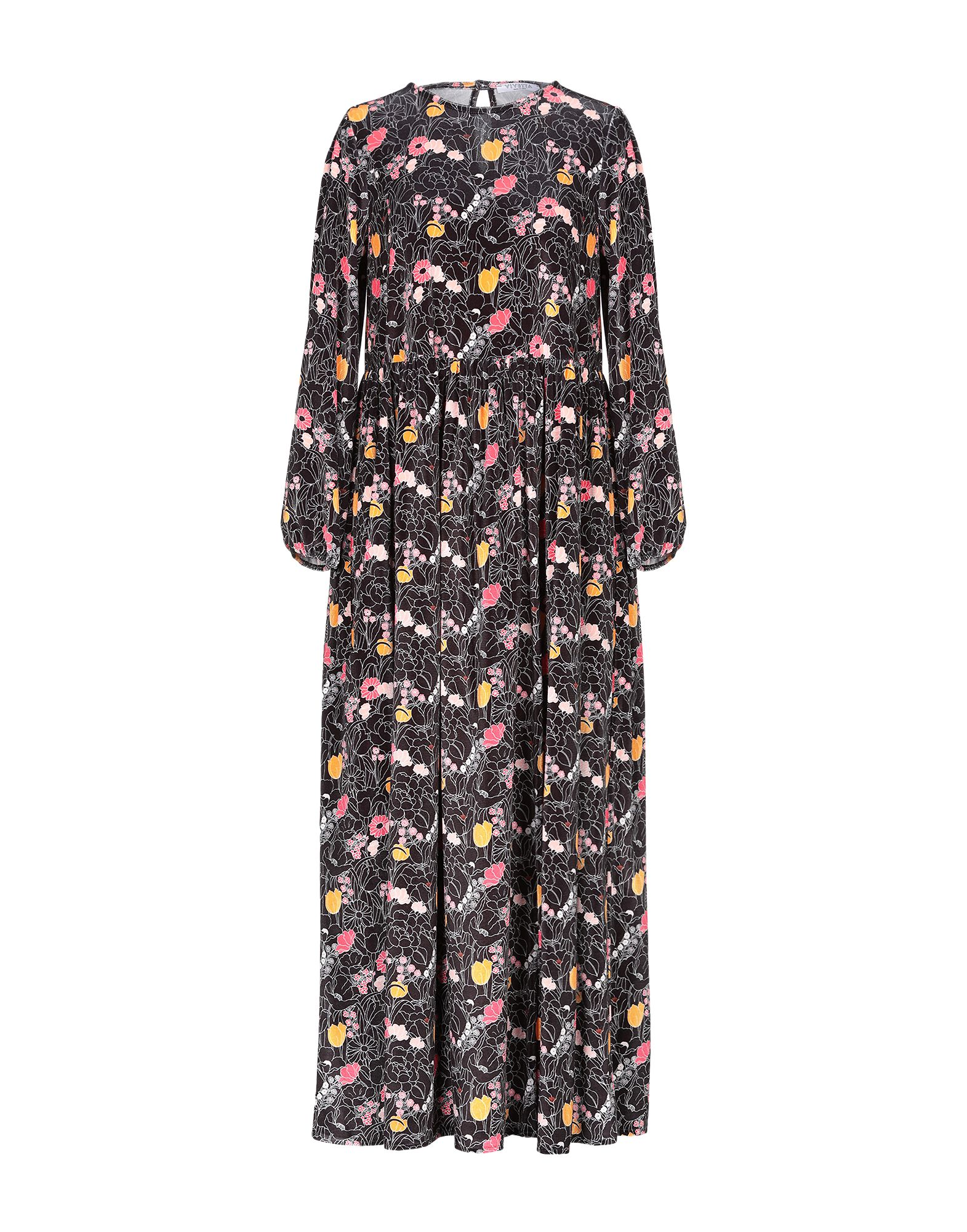 VIVETTA Длинное платье vivetta футболка